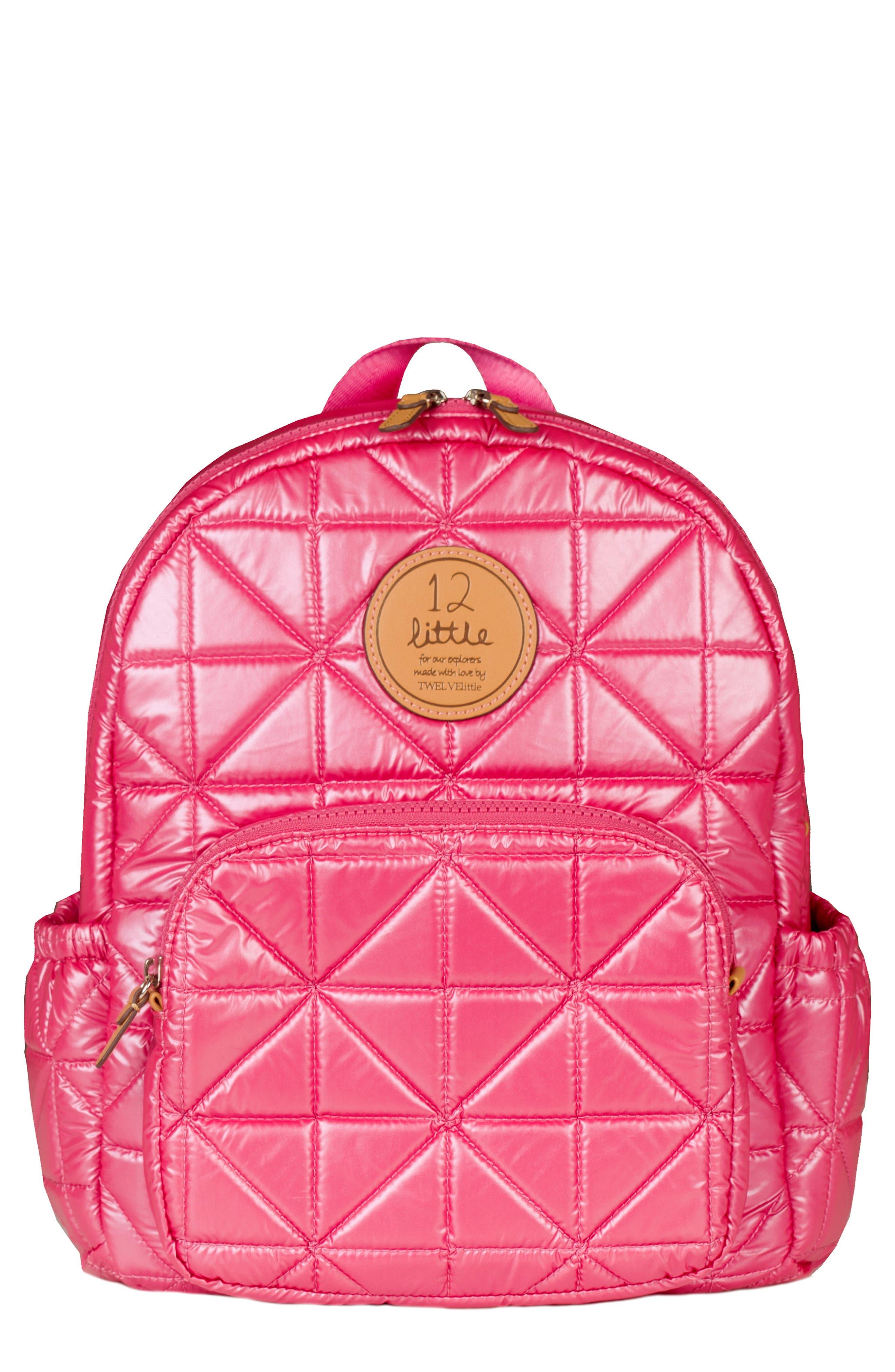 Toddler Twelvelittle Little Companion Backpack  Pink