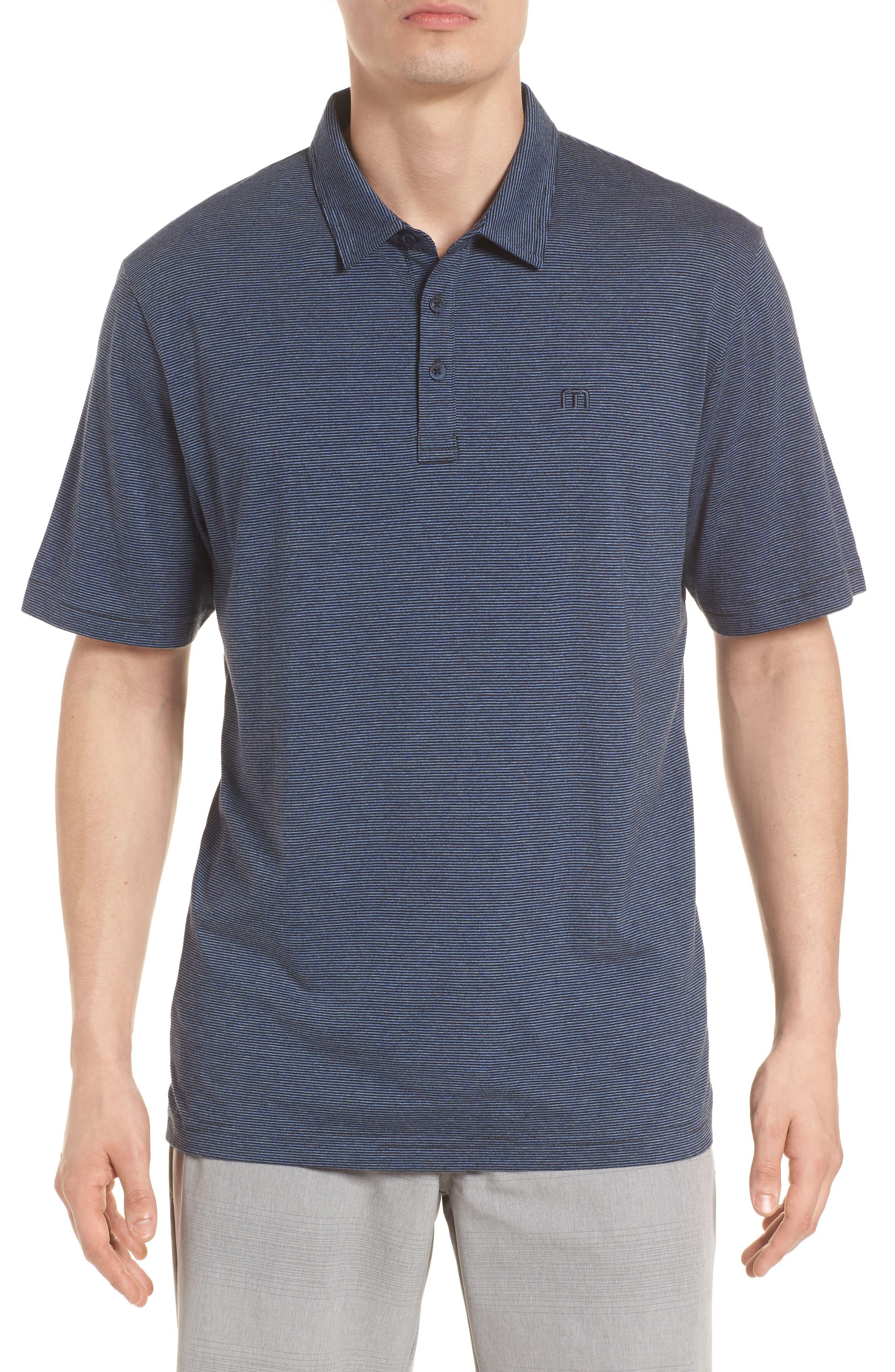 JQ Regular Fit Stripe Polo,                             Main thumbnail 2, color,