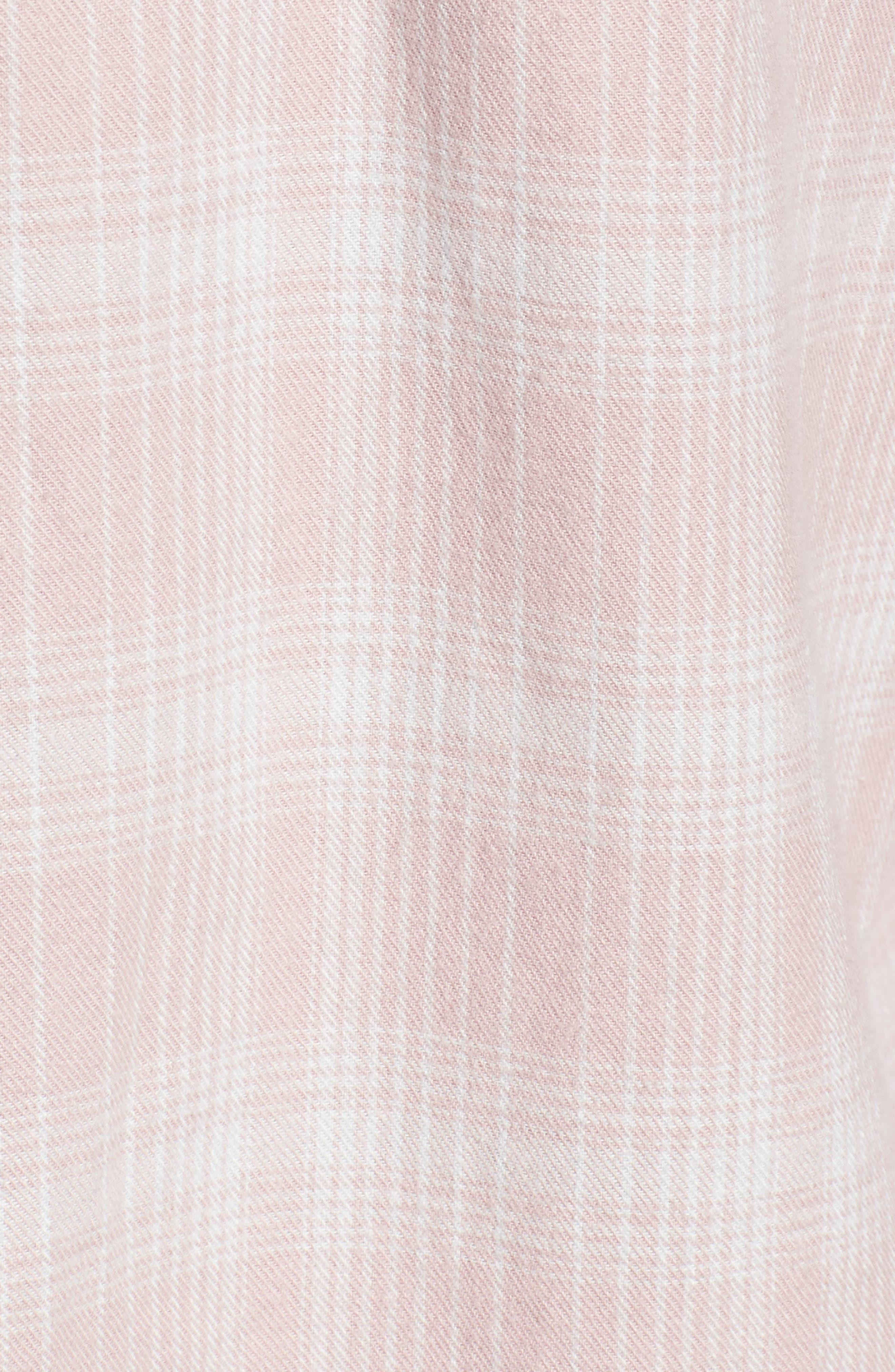 Flannel Box Shirt,                             Alternate thumbnail 10, color,