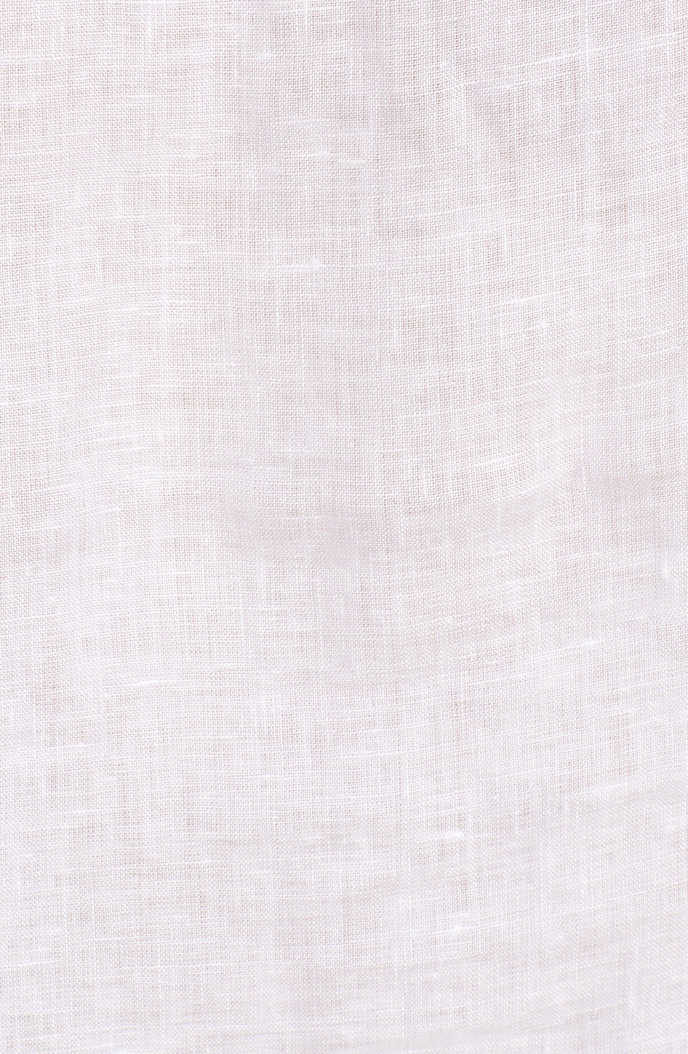 Shirting Tunic Top,                             Alternate thumbnail 6, color,                             100