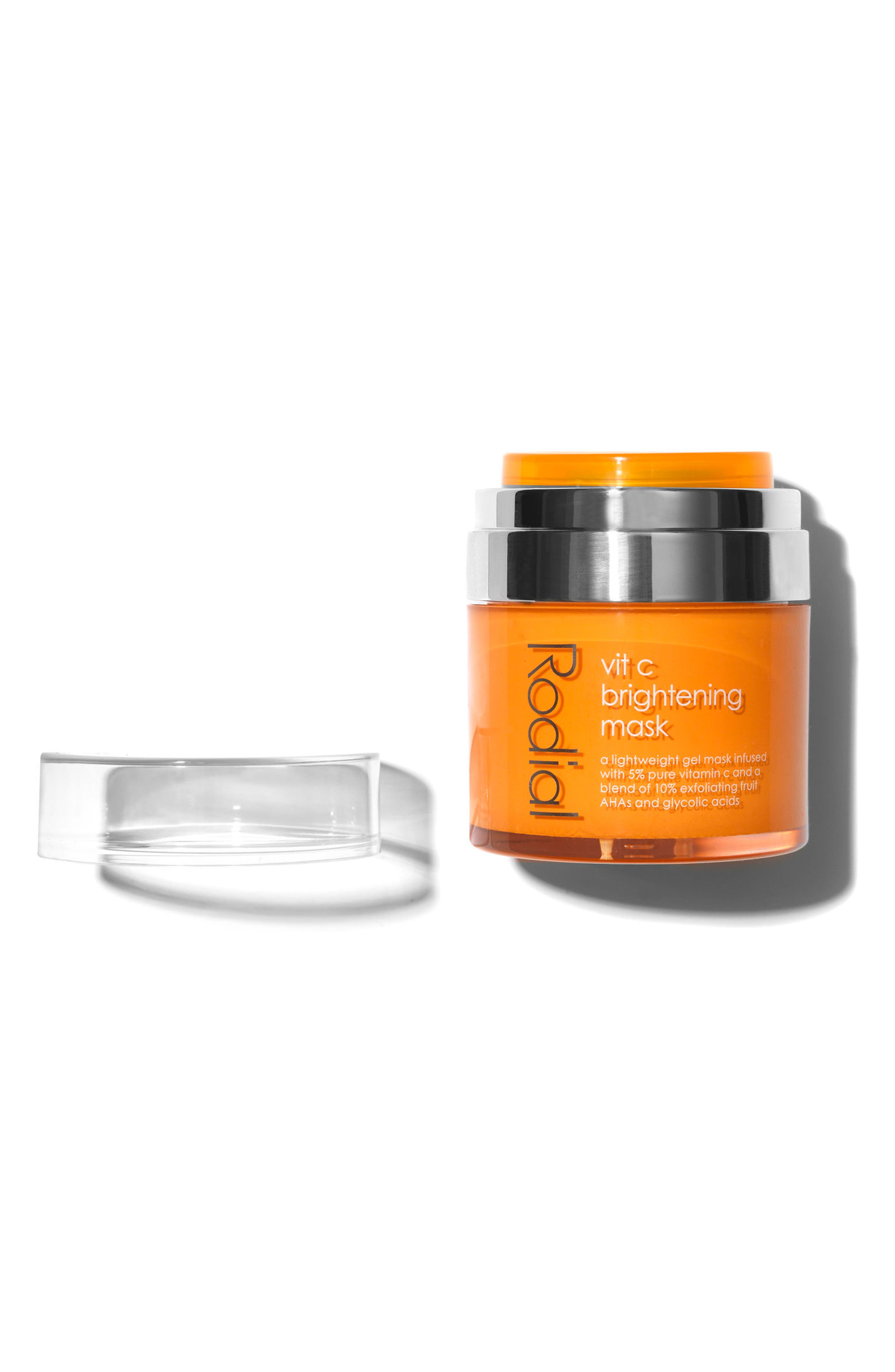 SPACE.NK.apothecary Rodial Vitamin C Brightening Mask,                             Alternate thumbnail 2, color,                             000