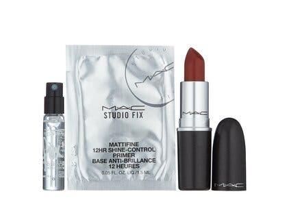 MAC Cosmetics Bonus Gift with purchase.