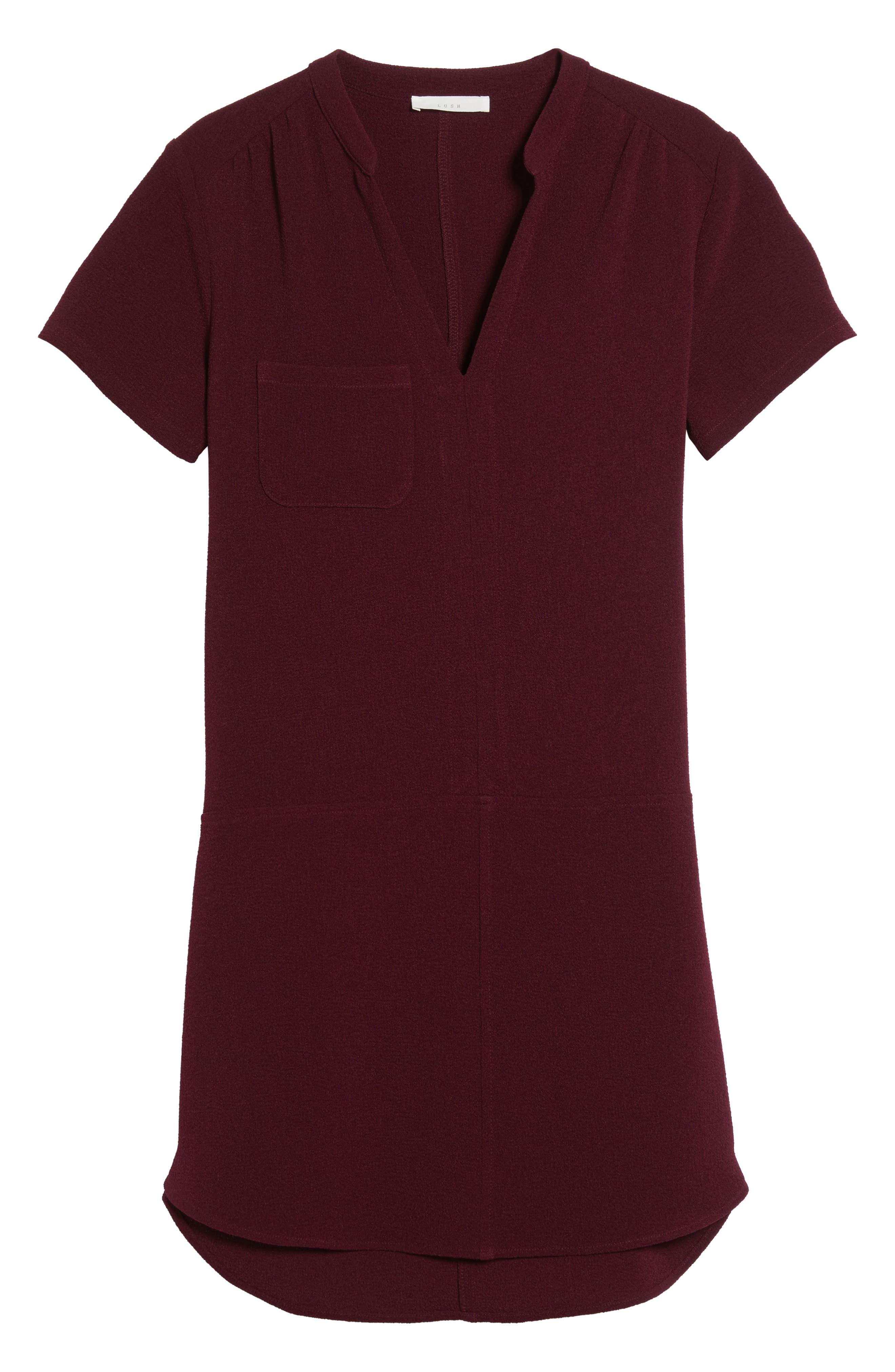 Hailey Crepe Dress,                             Alternate thumbnail 168, color,