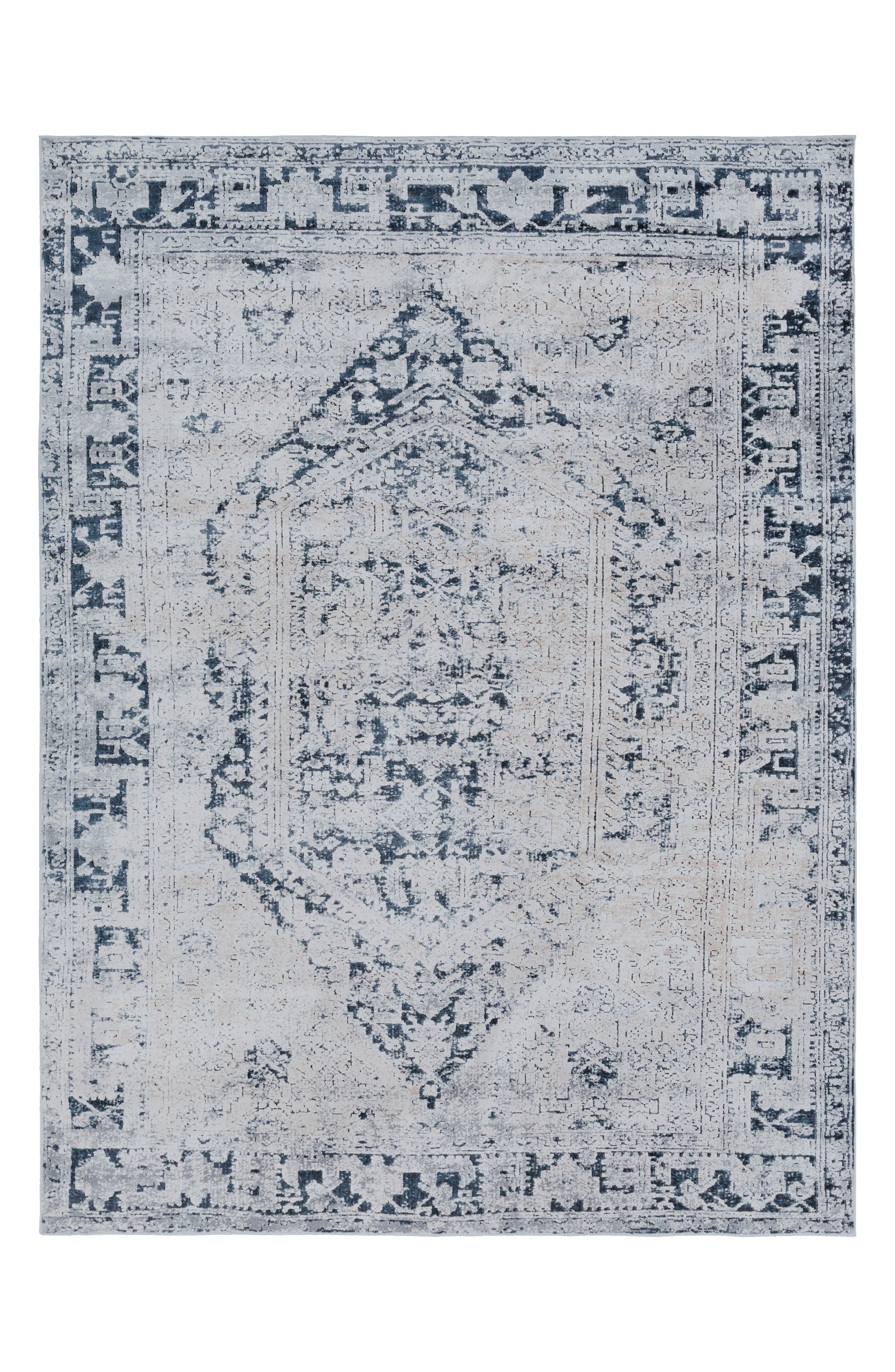 Durham Area Rug,                             Main thumbnail 1, color,                             GRAY