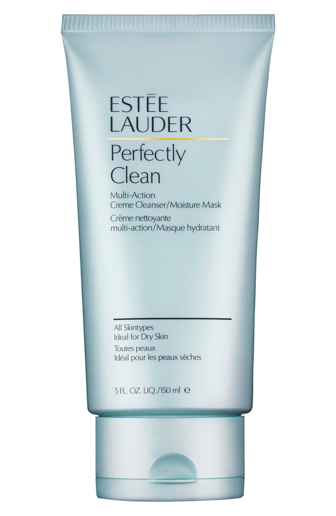 Perfectly Clean Multi-Action Creme Cleanser/Moisture Mask,                         Main,                         color, NO COLOR