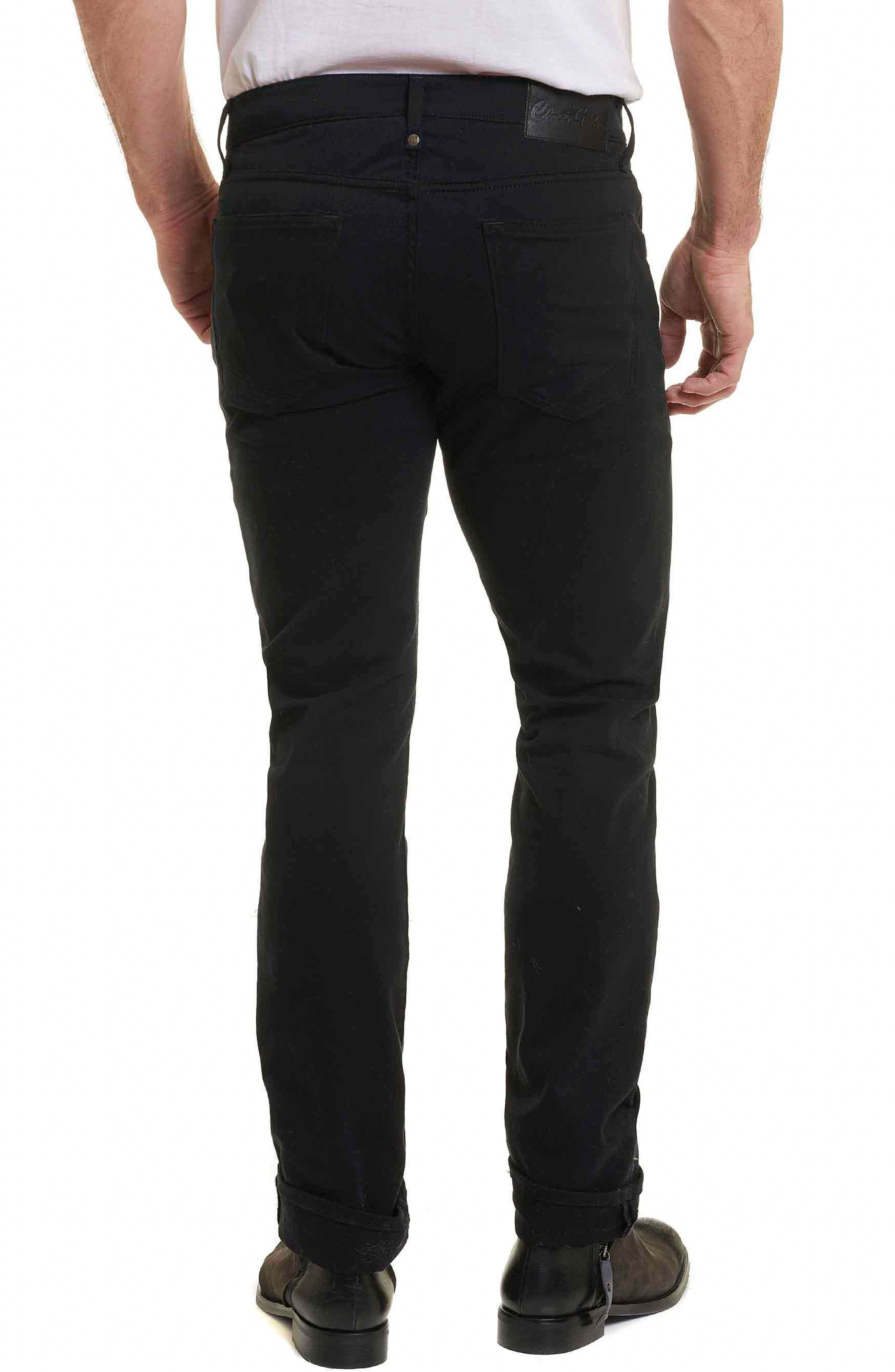 Corwin Classic Fit Jeans,                             Alternate thumbnail 2, color,                             001