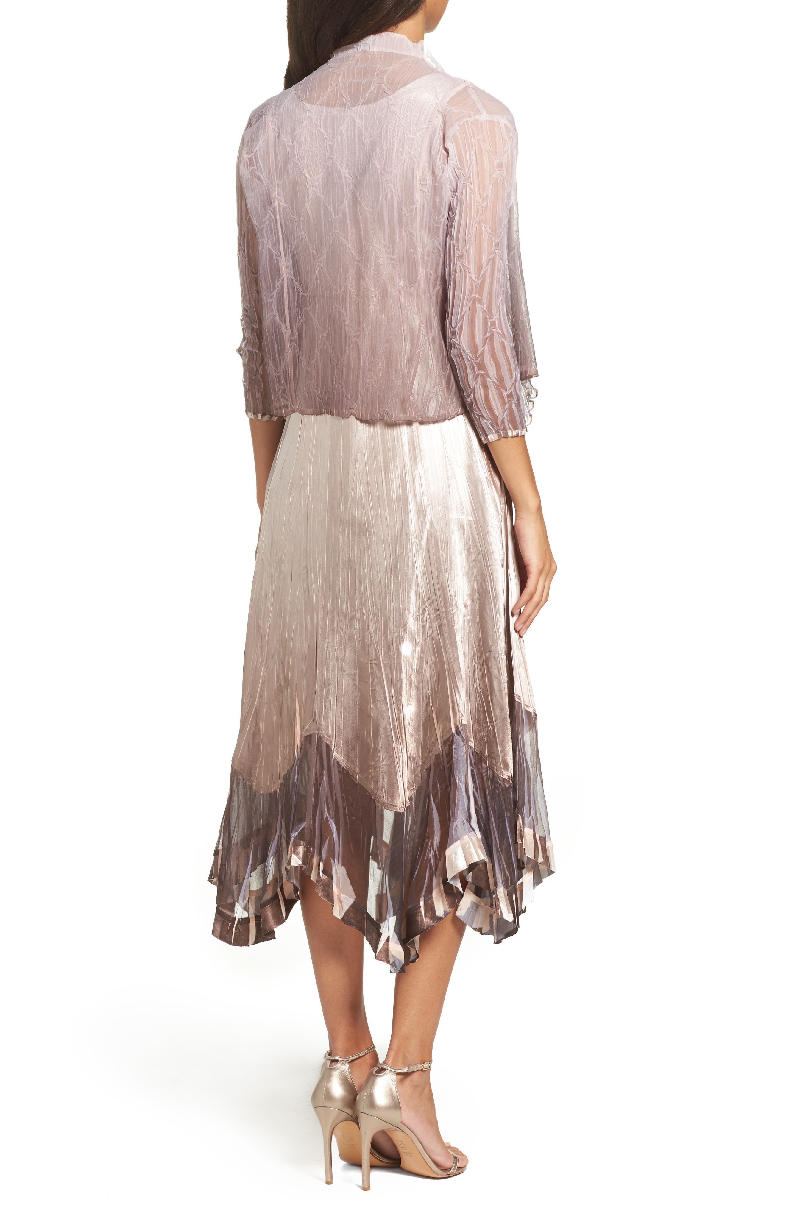 Dress with Jacket,                             Alternate thumbnail 2, color,                             253