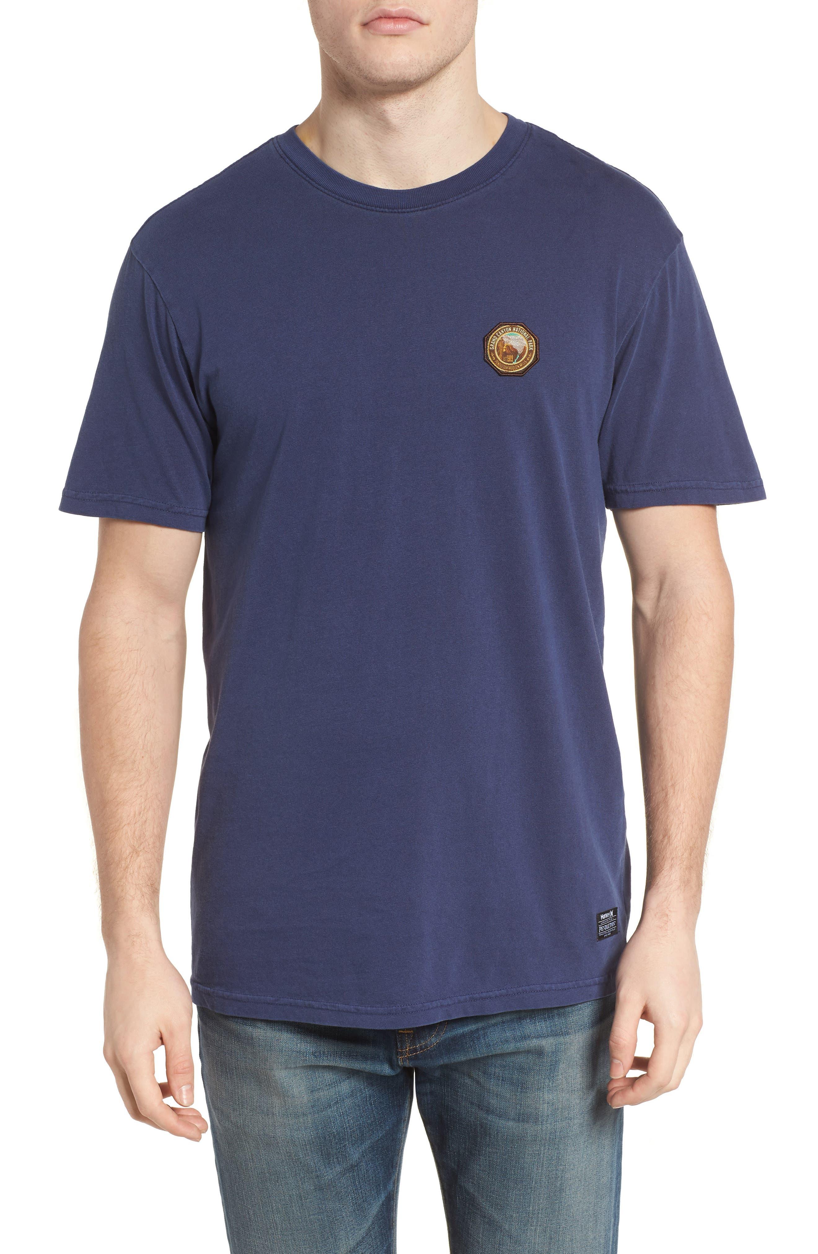 x Pendleton Grand Canyon Patch T-Shirt,                             Main thumbnail 1, color,