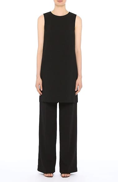 Alternate Video 10  - St. John Collection Classic Stretch Cady Pants