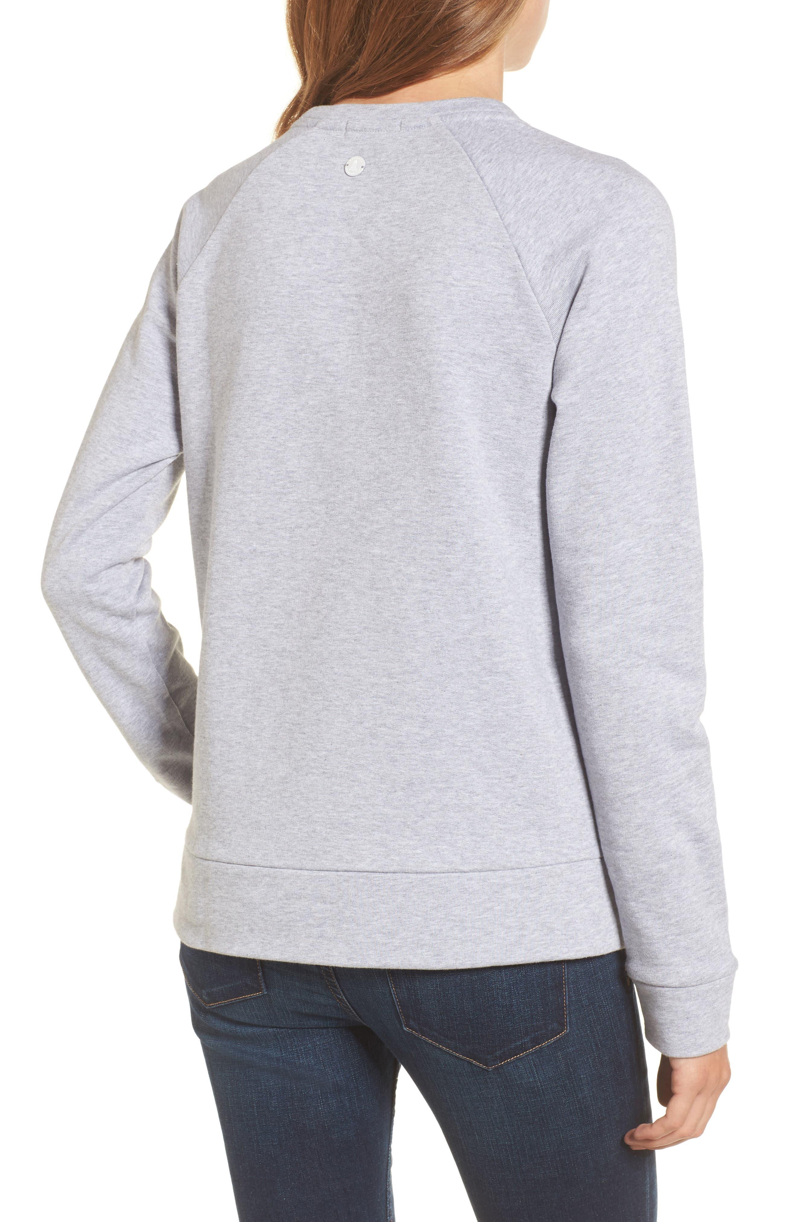 Wester Sweatshirt,                             Alternate thumbnail 2, color,                             050