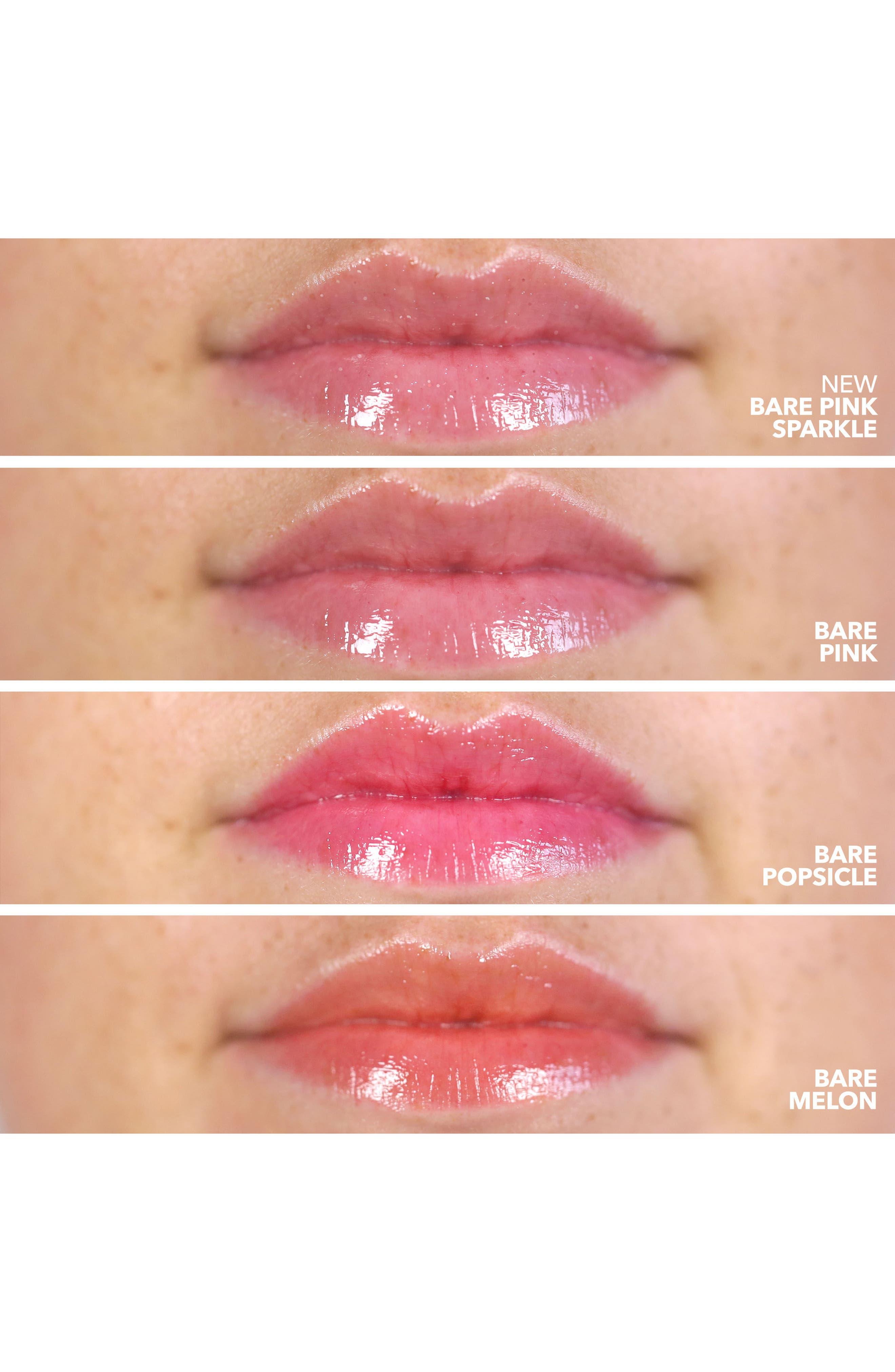 Extra Lip Tint,                             Alternate thumbnail 2, color,                             BARE PINK