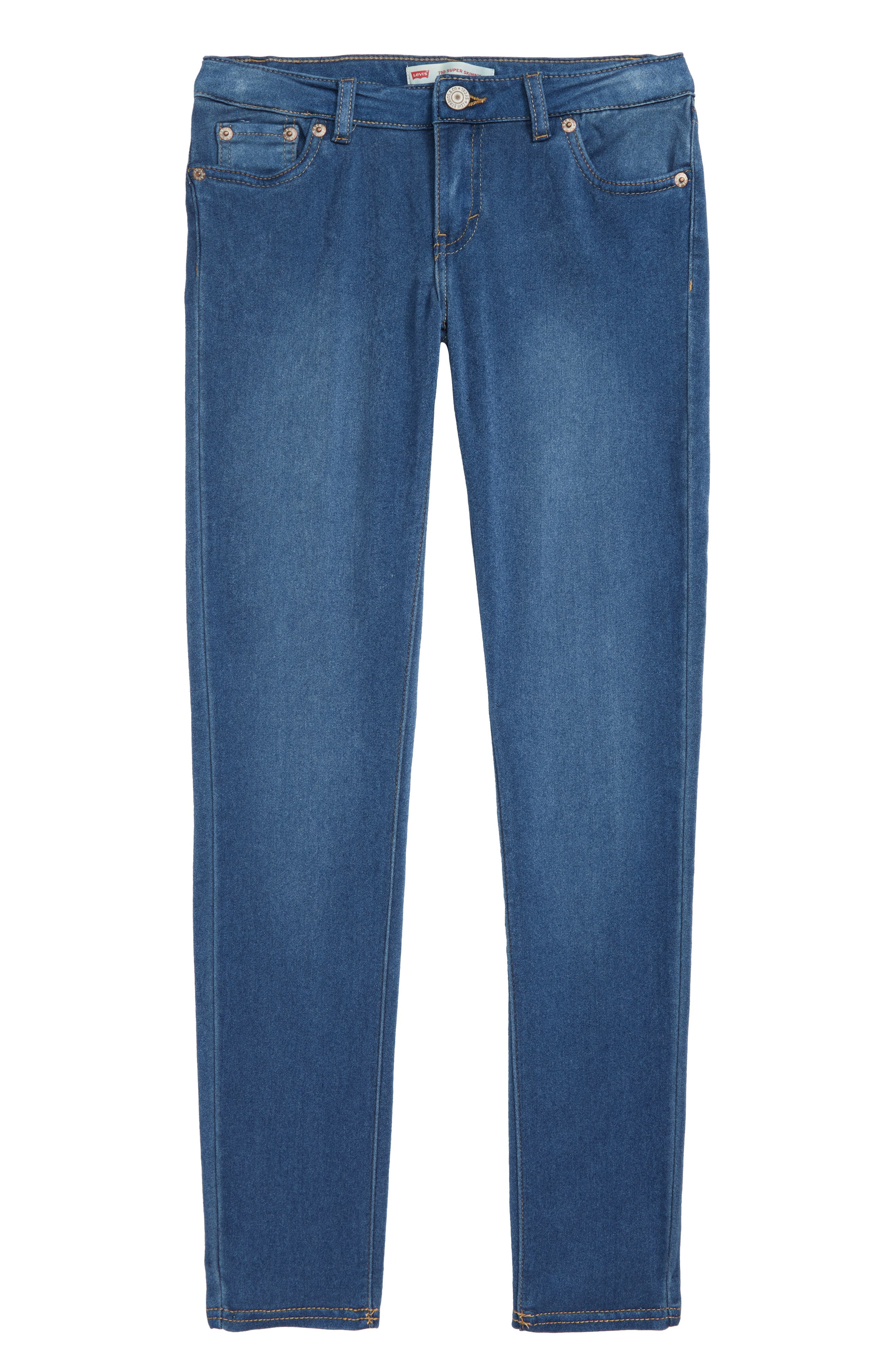 710<sup>™</sup> Super Skinny Jeans,                             Main thumbnail 1, color,                             479