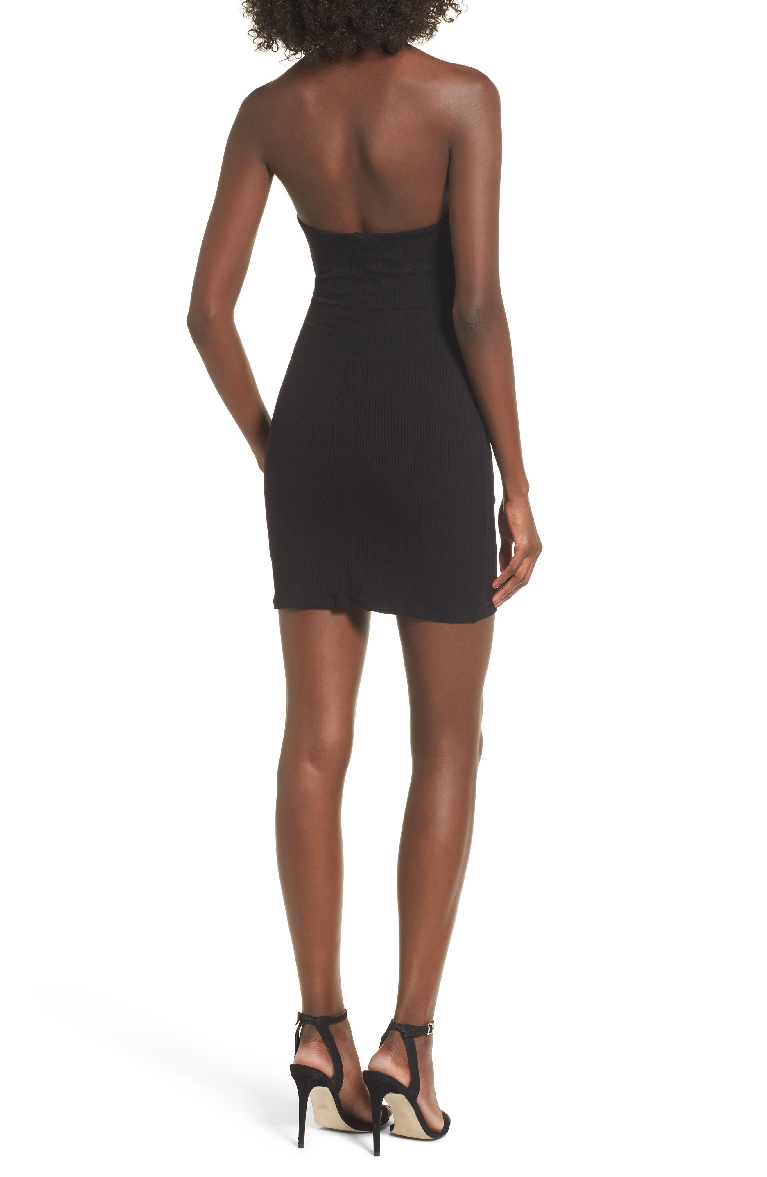 Kendall Minidress,                             Alternate thumbnail 2, color,                             001