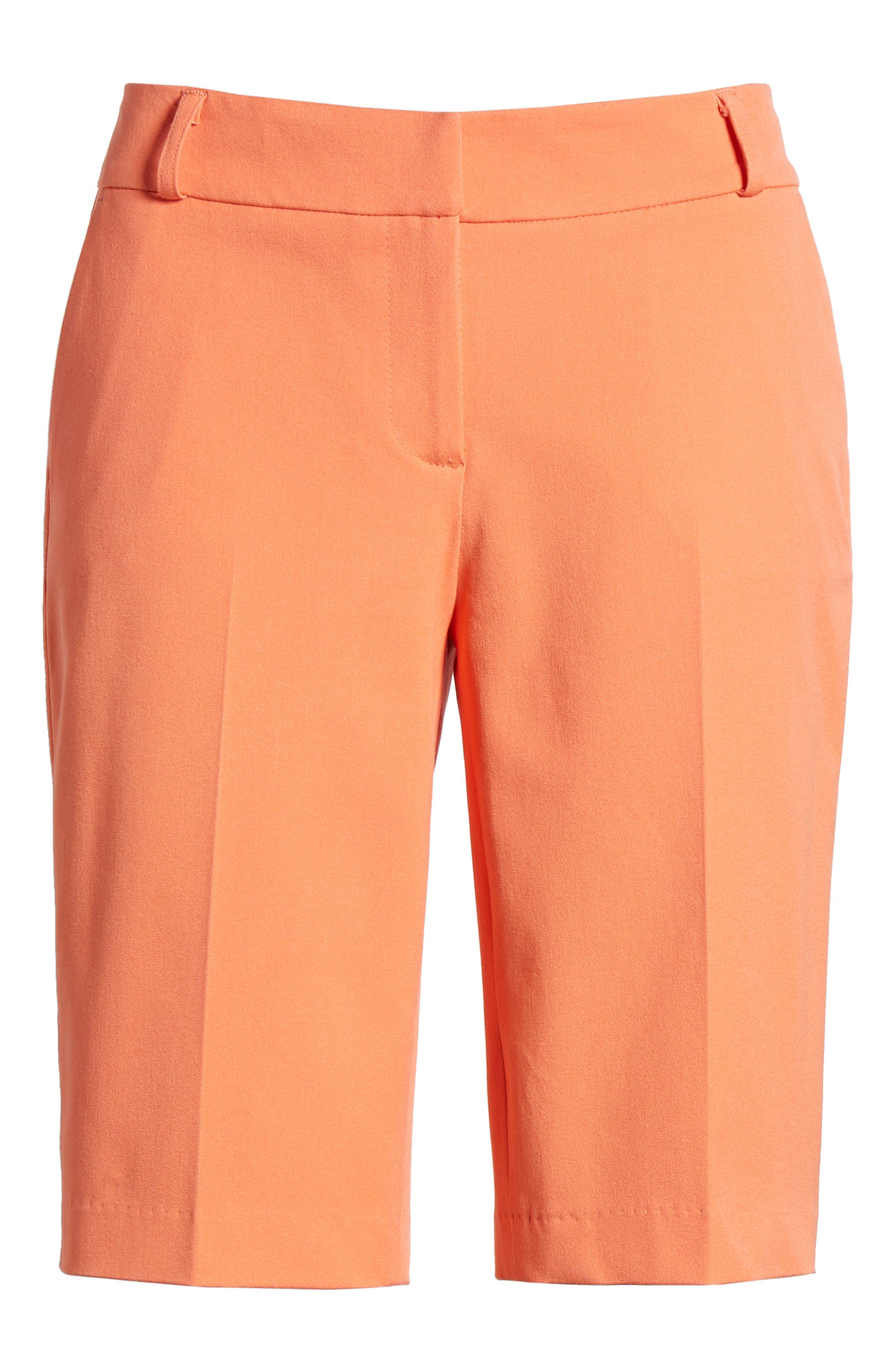 Stretch Bermuda Shorts,                             Alternate thumbnail 49, color,
