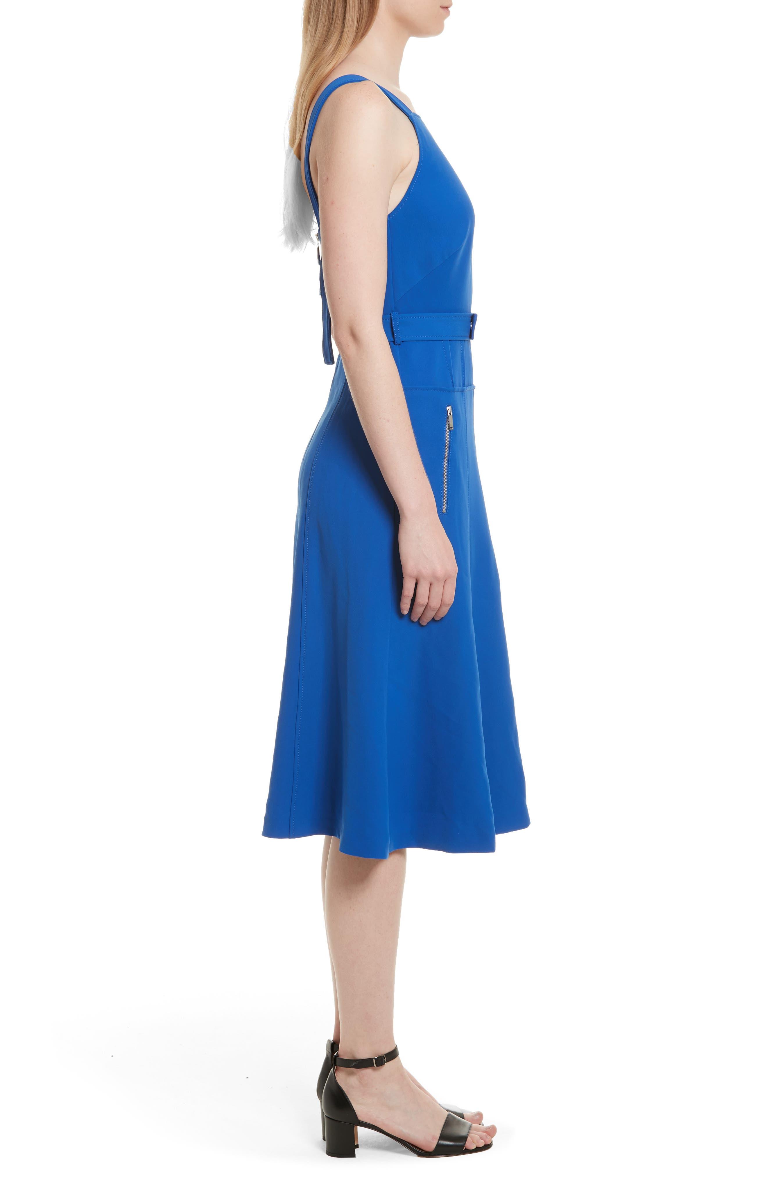 Belted Dress,                             Alternate thumbnail 3, color,                             434
