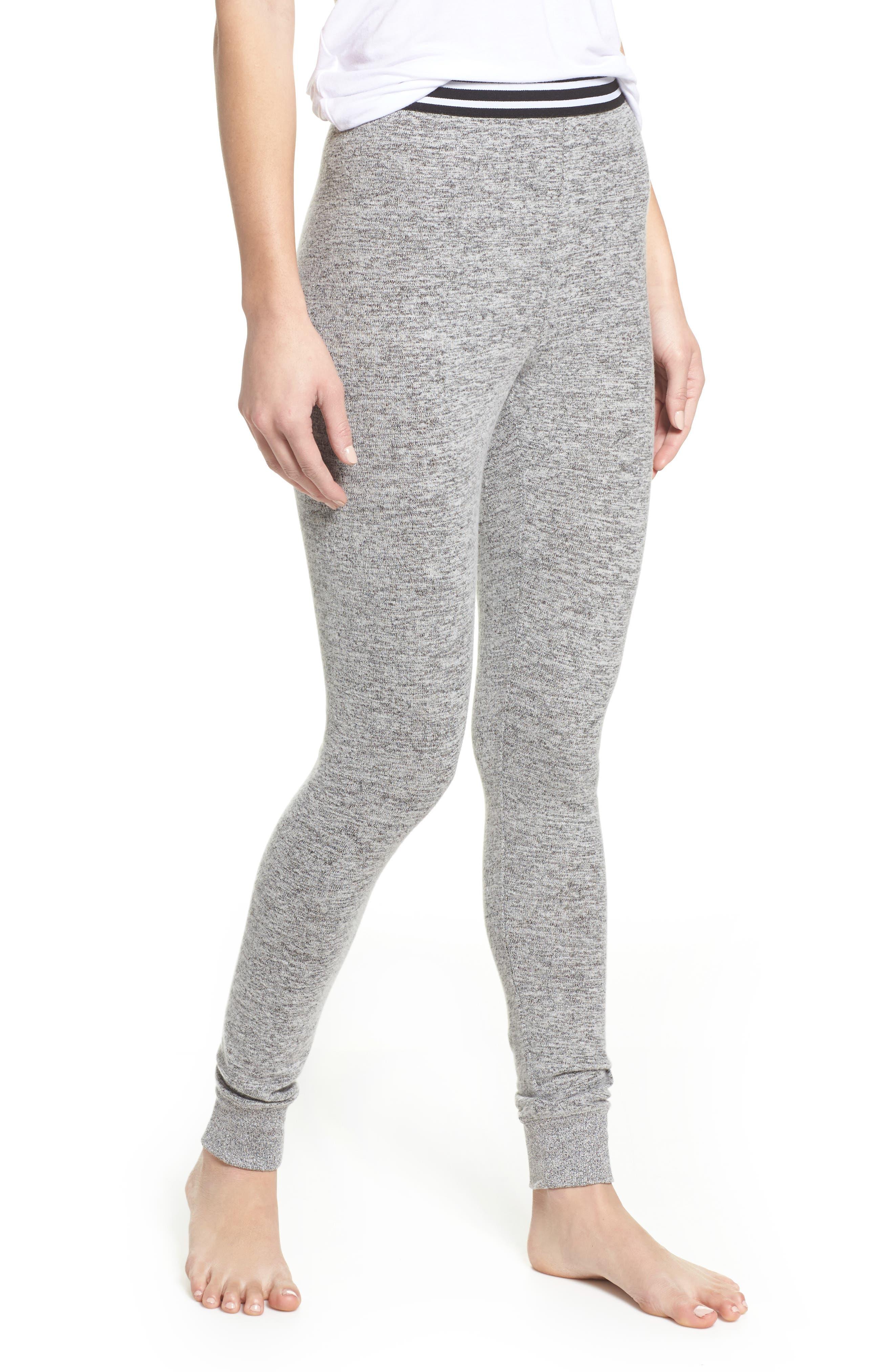 Make + Model Cuddle Up Lounge Leggings, Grey