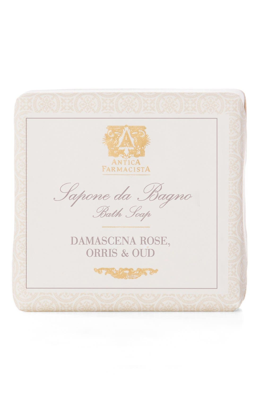 'Damascena Rose, Orris & Oud' Bar Soap,                             Main thumbnail 1, color,