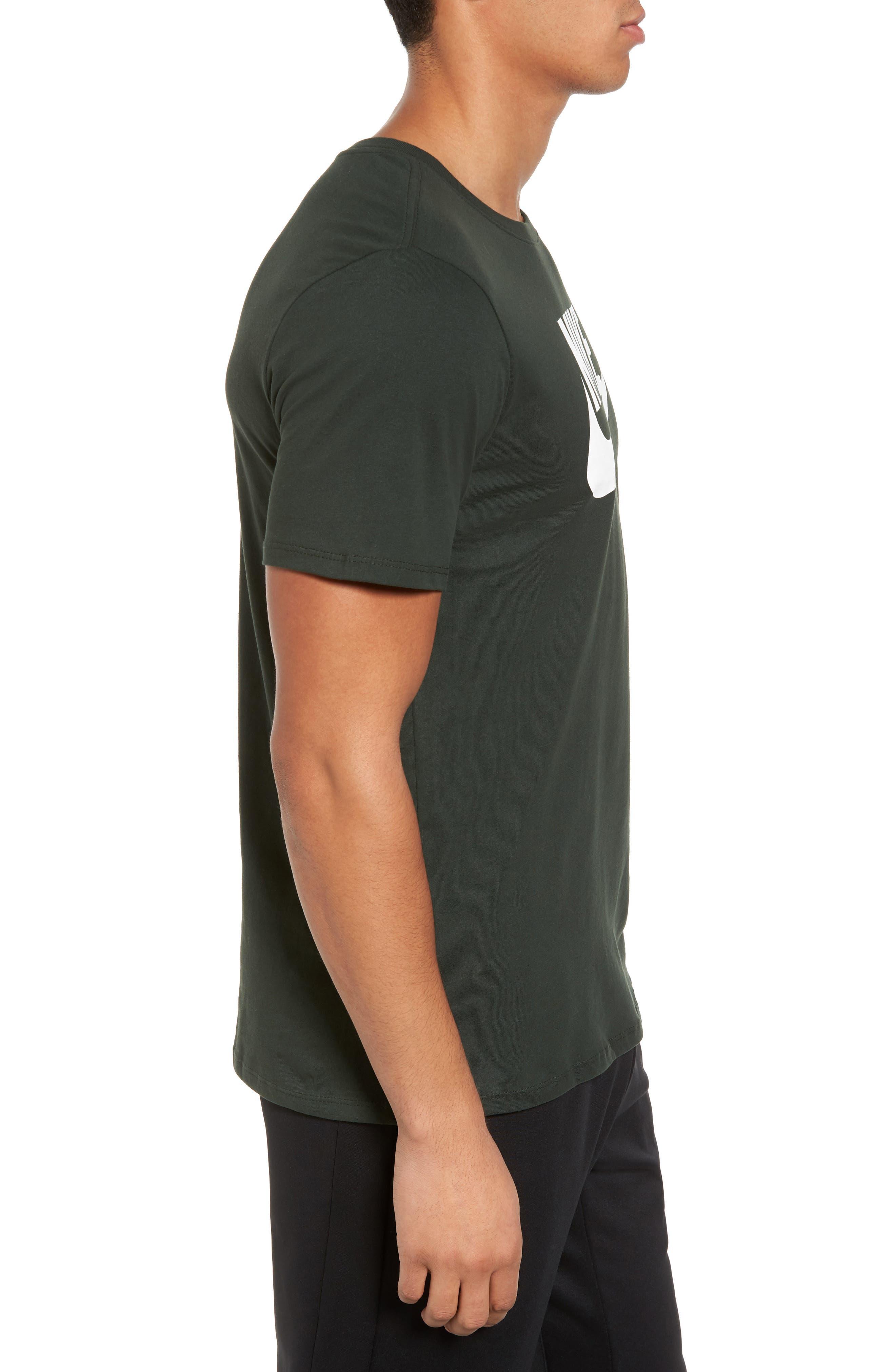 'Tee-Futura Icon' Graphic T-Shirt,                             Alternate thumbnail 55, color,