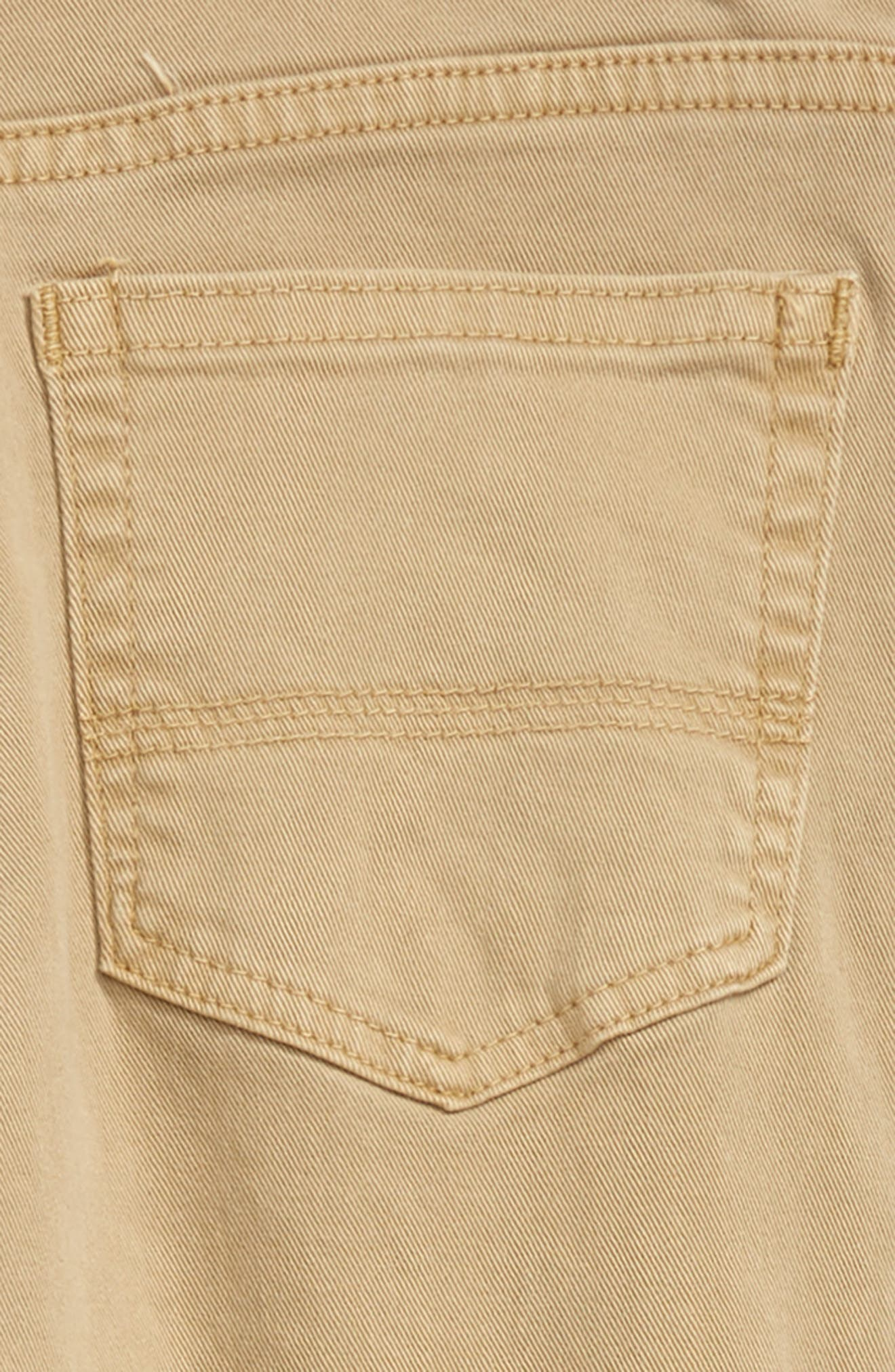 Slouch Twill Jeans,                             Alternate thumbnail 3, color,                             250