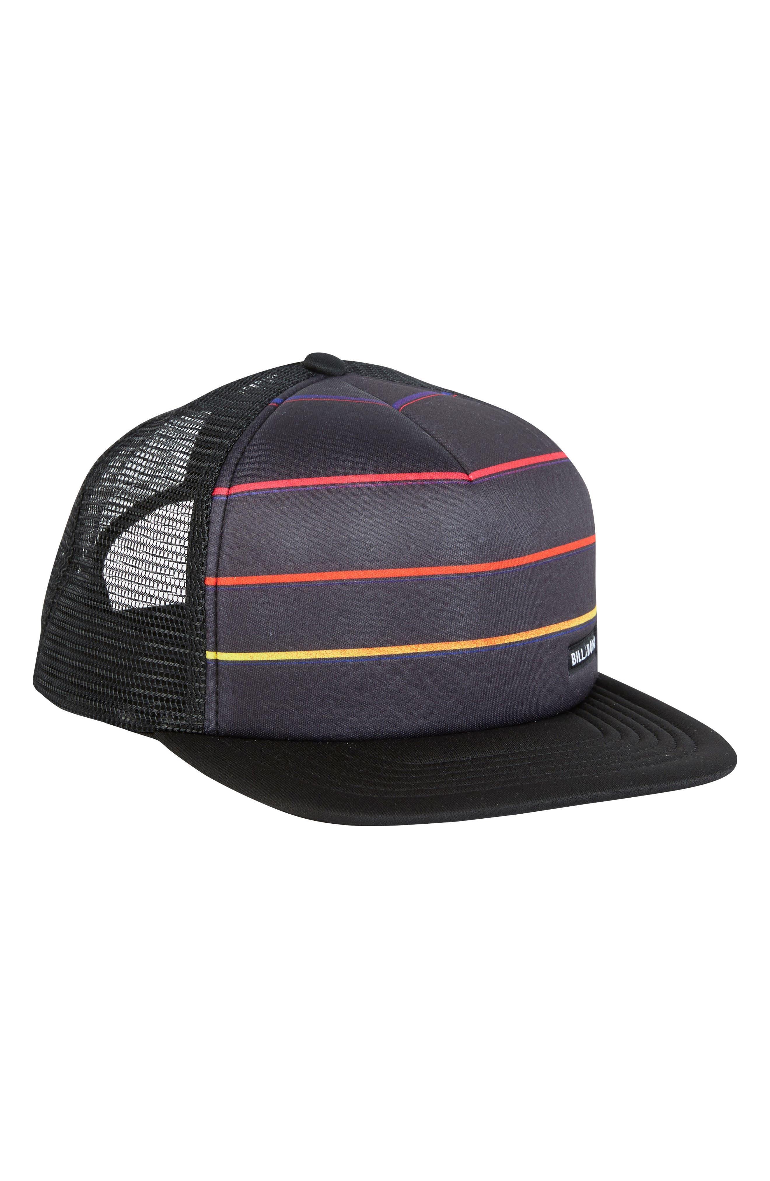 73 Snapback Trucker Hat,                             Main thumbnail 1, color,                             001