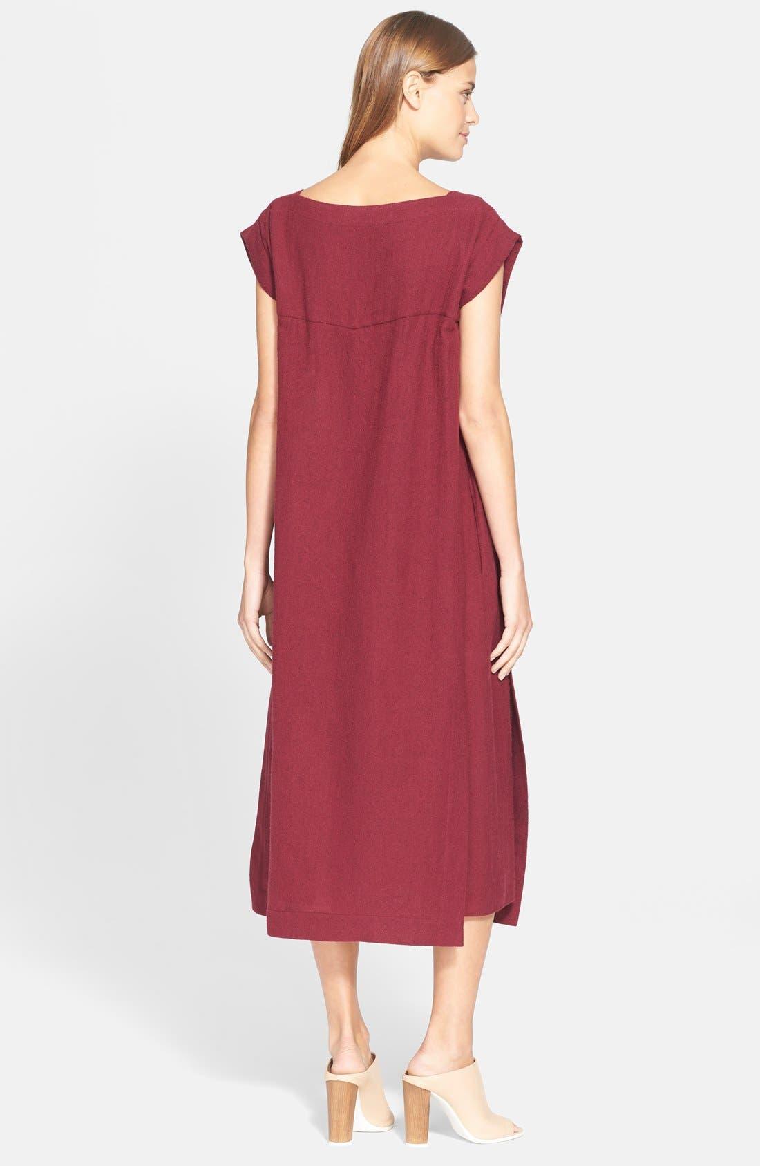 Cape Dress,                             Alternate thumbnail 2, color,                             601