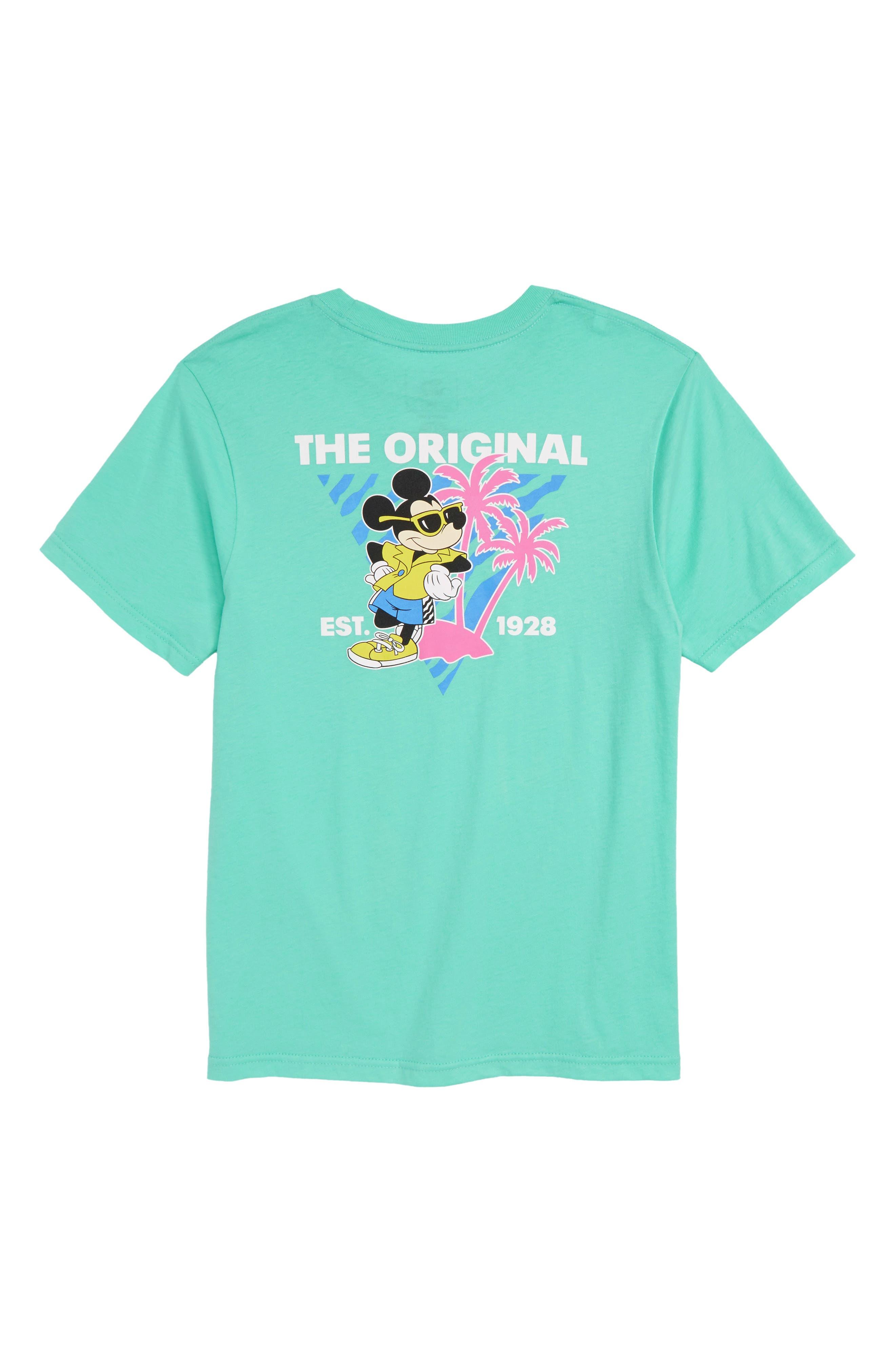 x Disney Mickey's 90th Anniversary Classic T-Shirt,                             Alternate thumbnail 2, color,                             300