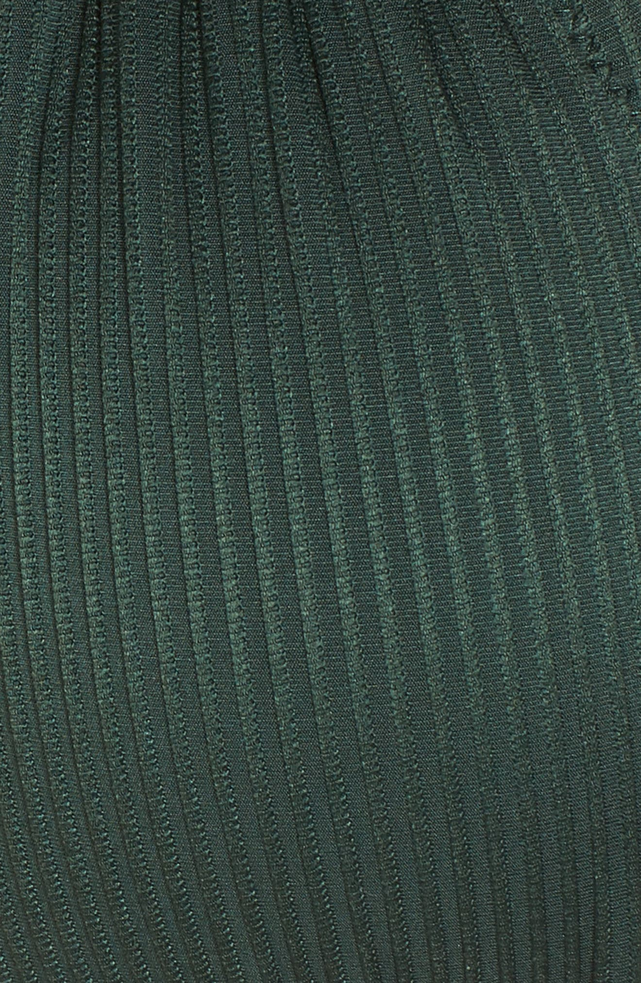 Bandeau Bikini Top,                             Alternate thumbnail 6, color,                             GREEN