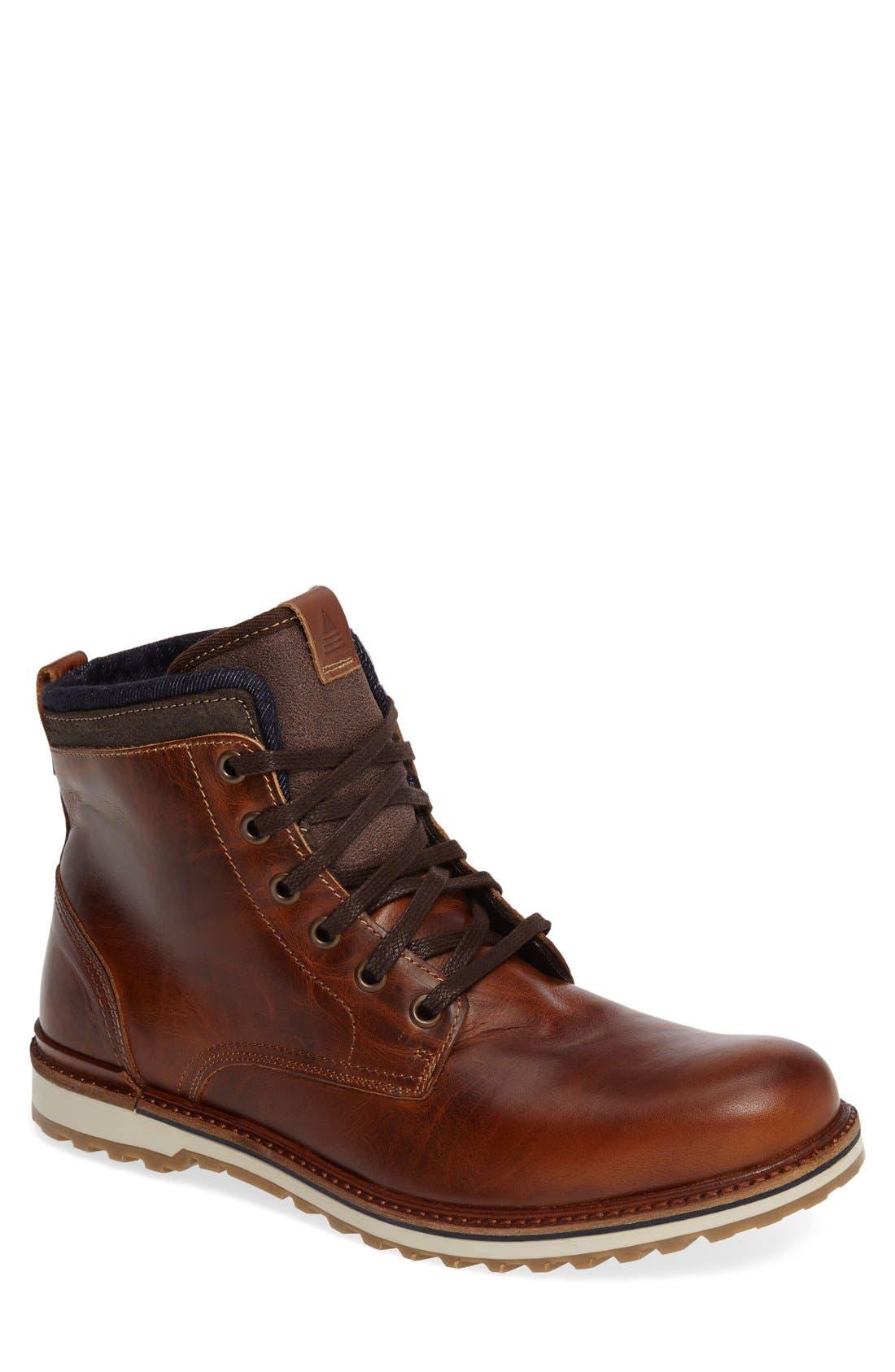 Qorellan Plain Toe Boot,                             Main thumbnail 1, color,                             240