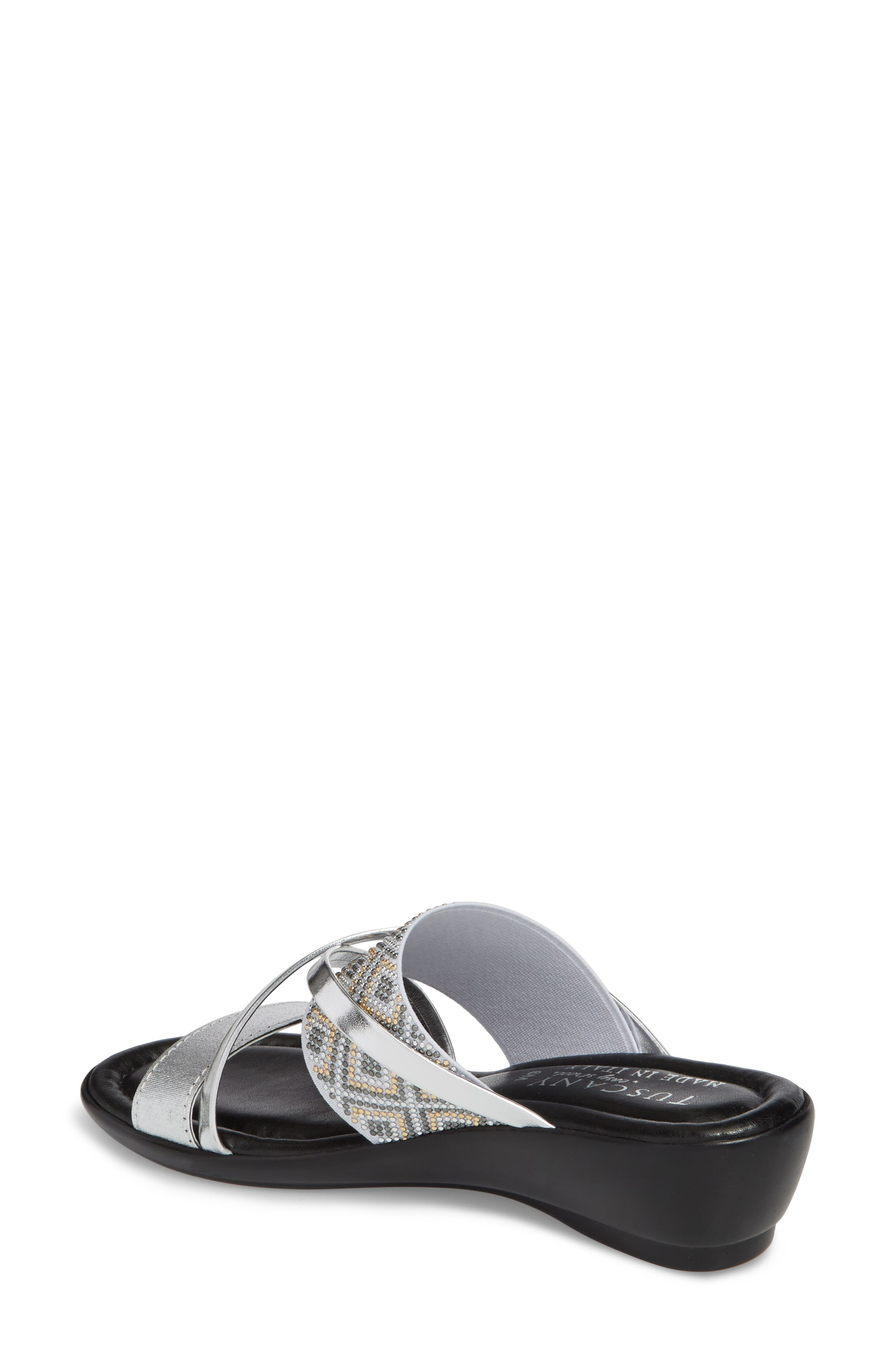 by Easy Street<sup>®</sup> Palazzo Sandal,                             Alternate thumbnail 8, color,