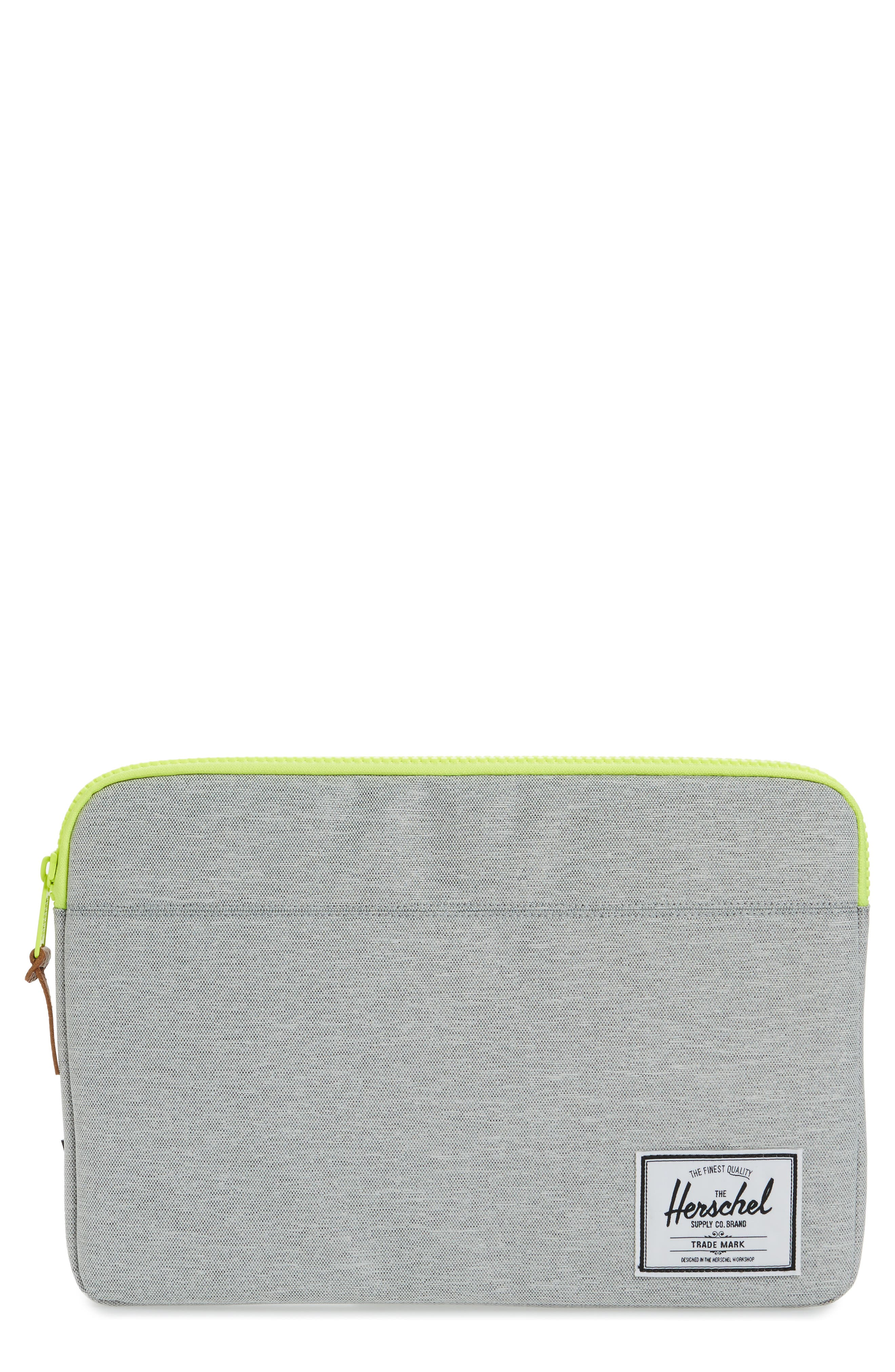Anchor 13-Inch Laptop Sleeve, Main, color, 020