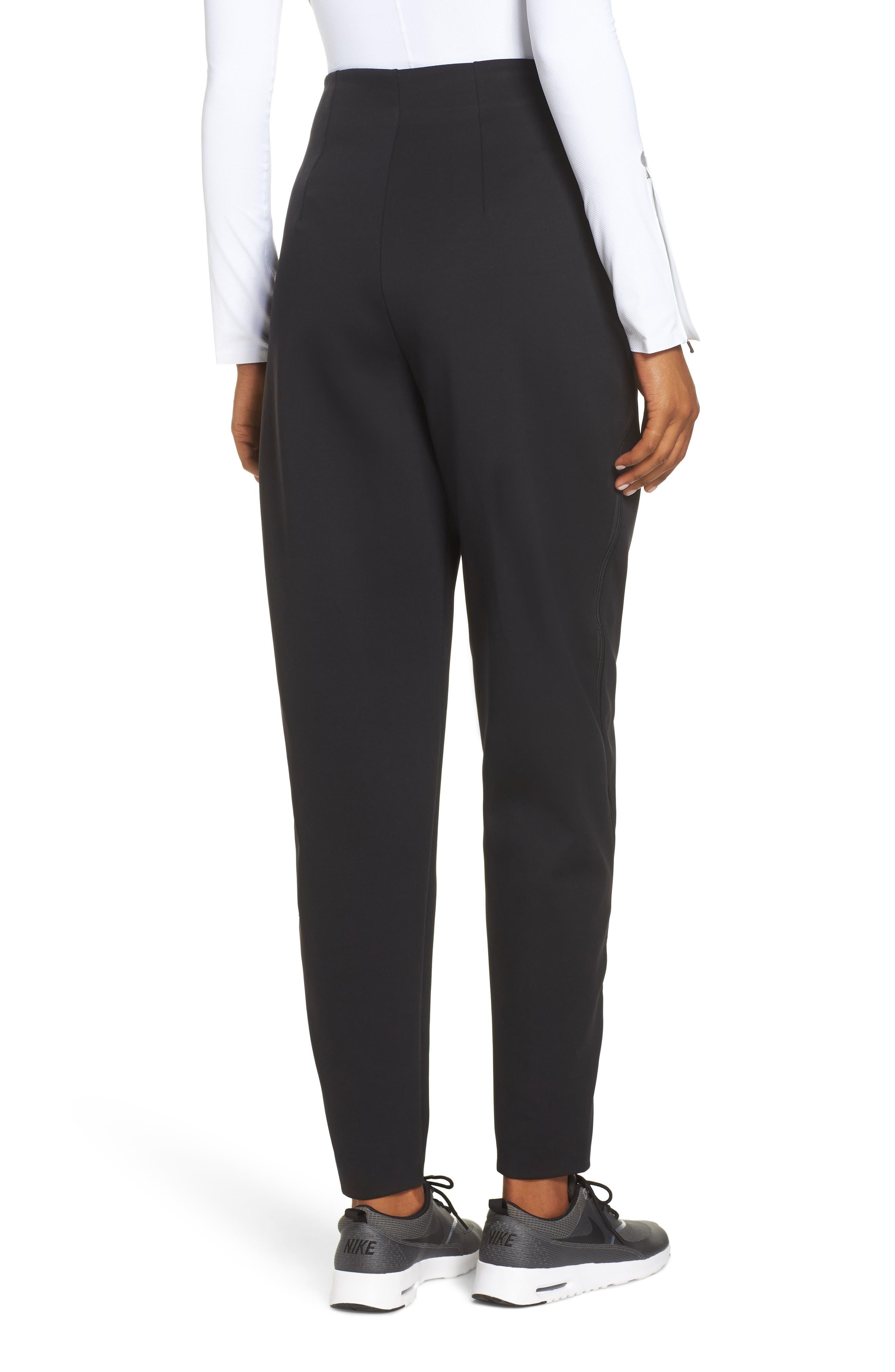 XX Project Women's Dri-FIT Training Pants,                             Alternate thumbnail 2, color,                             BLACK