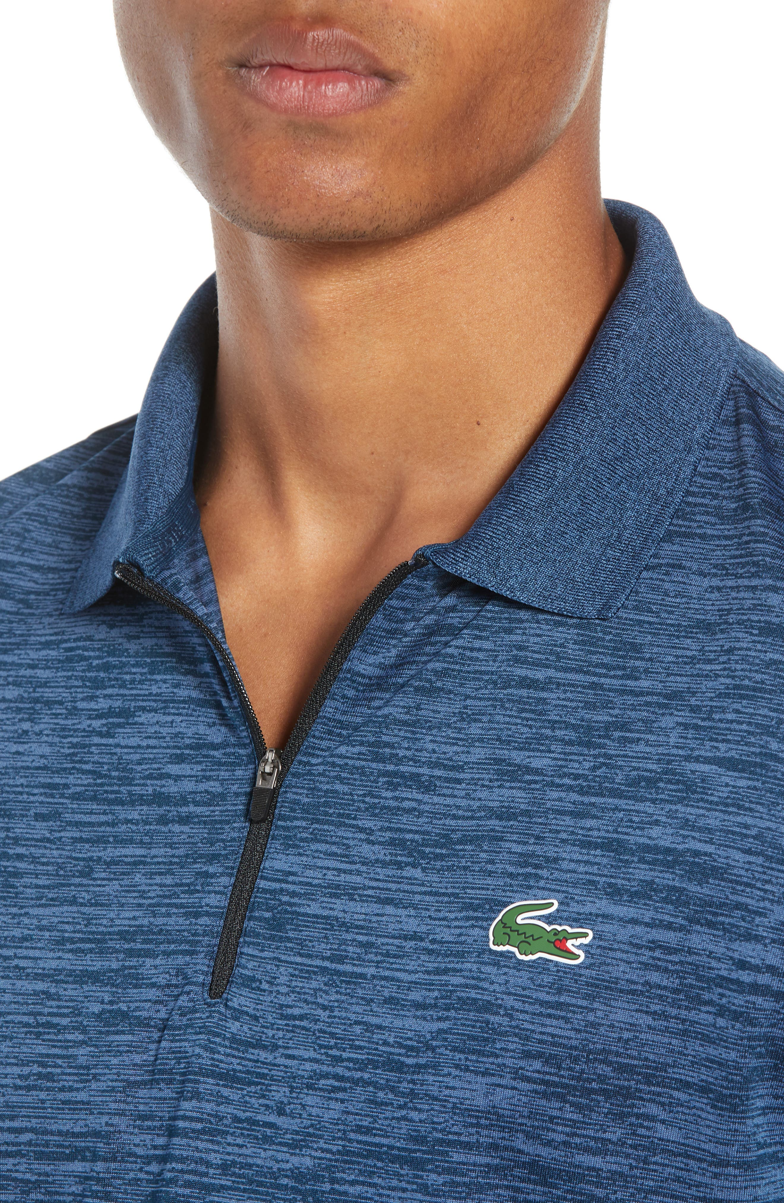 Slim Fit Ultra Dry Polo,                             Alternate thumbnail 4, color,                             401