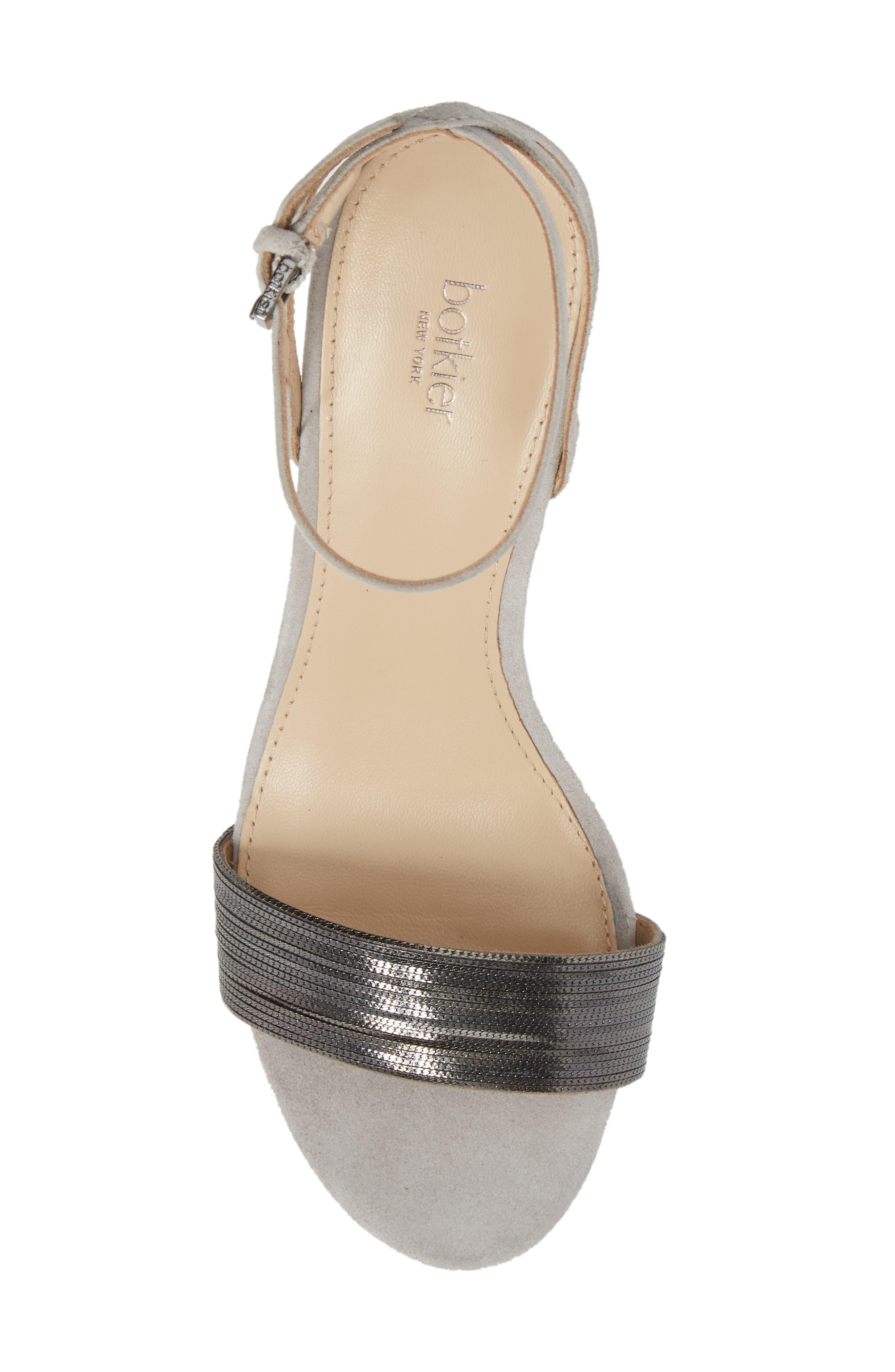 Persi Chain Wraparound Sandal,                             Alternate thumbnail 5, color,                             040