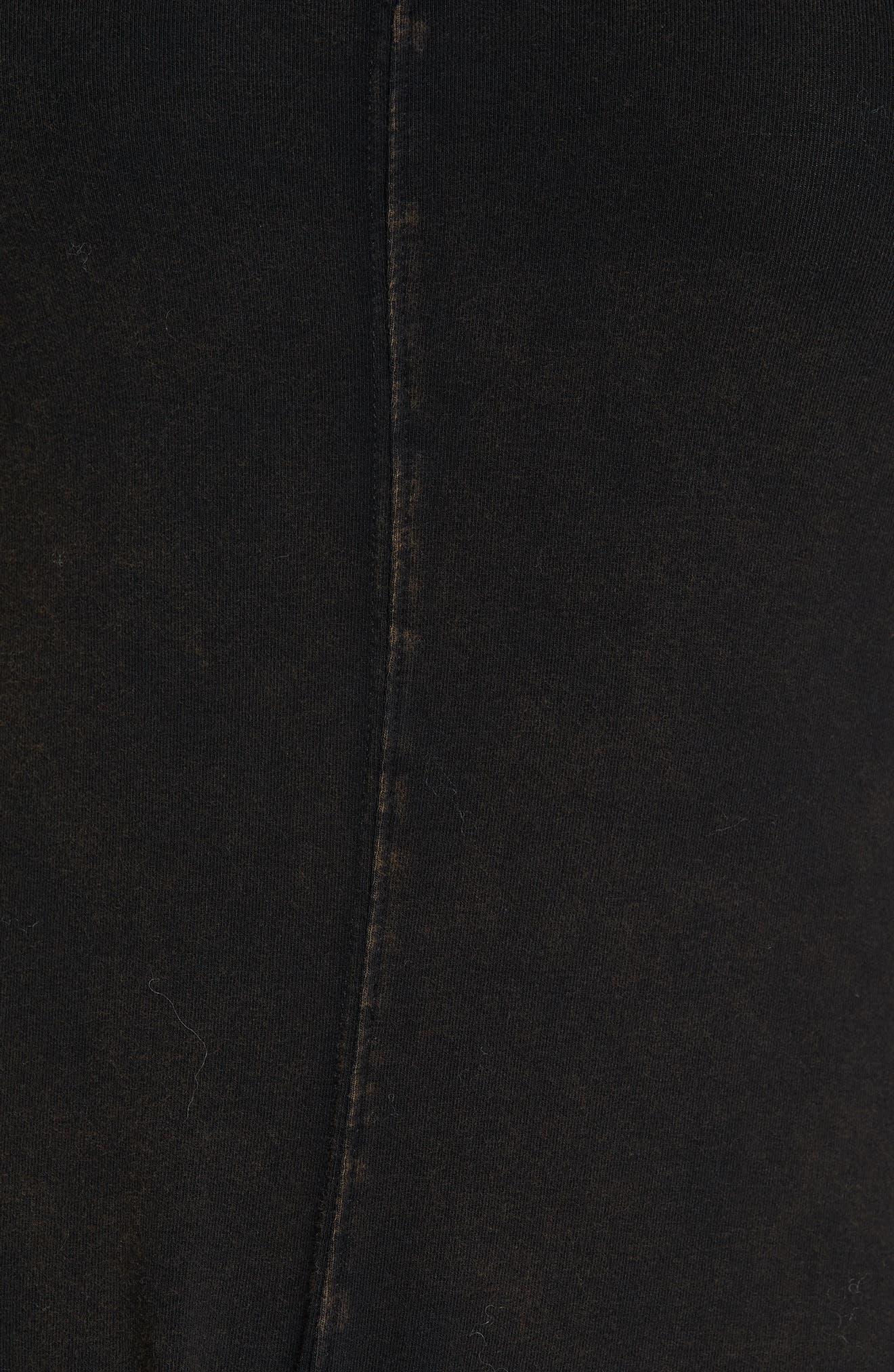 Zone Out Bodysuit,                             Alternate thumbnail 5, color,                             BLACK