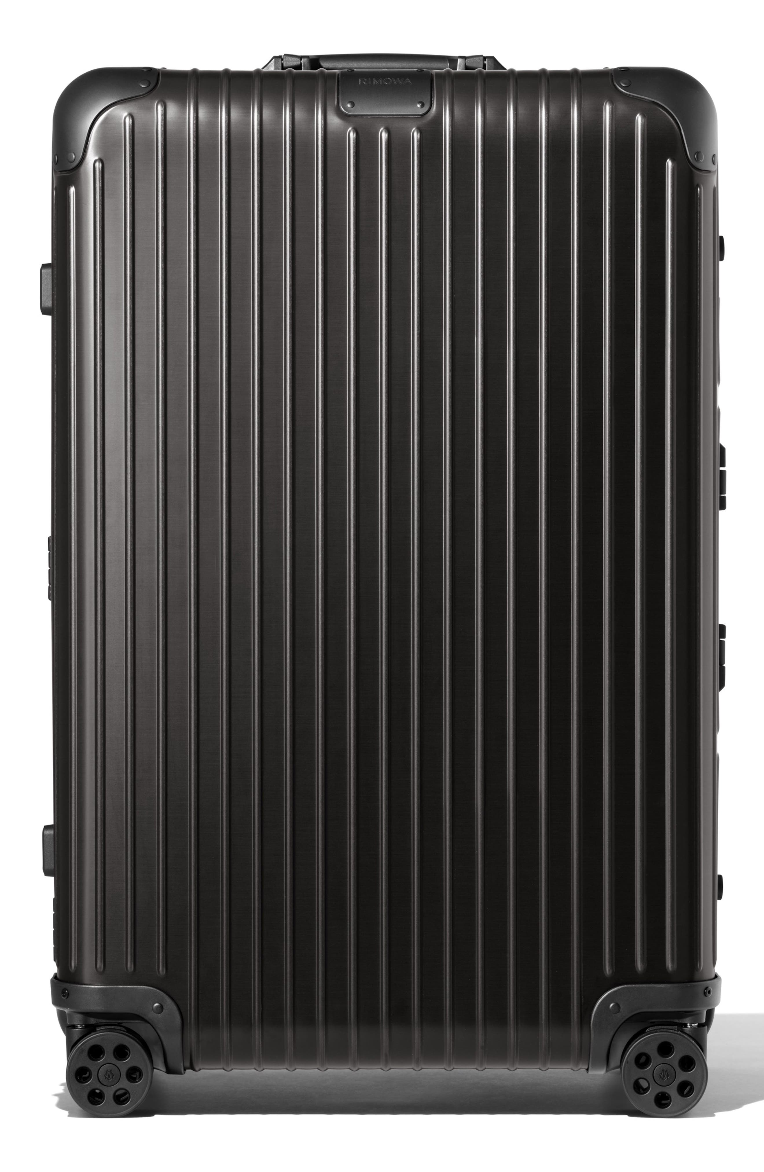 Original Check-In Large 32-Inch Packing Case, Main, color, BLACK