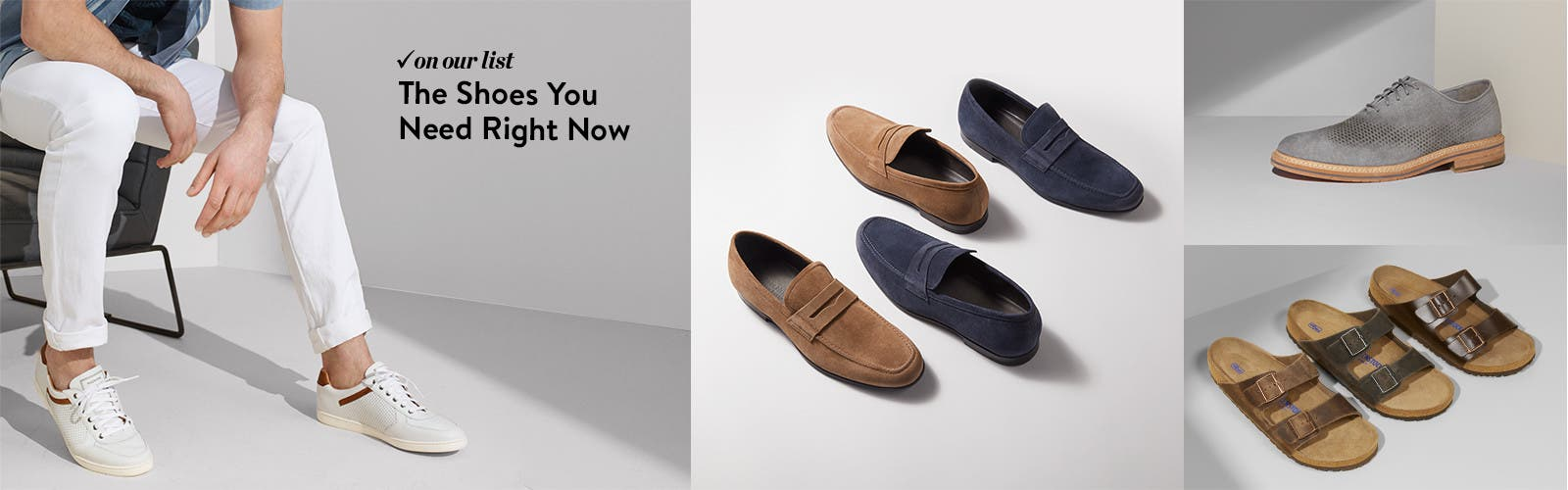 The shoes you need right now.