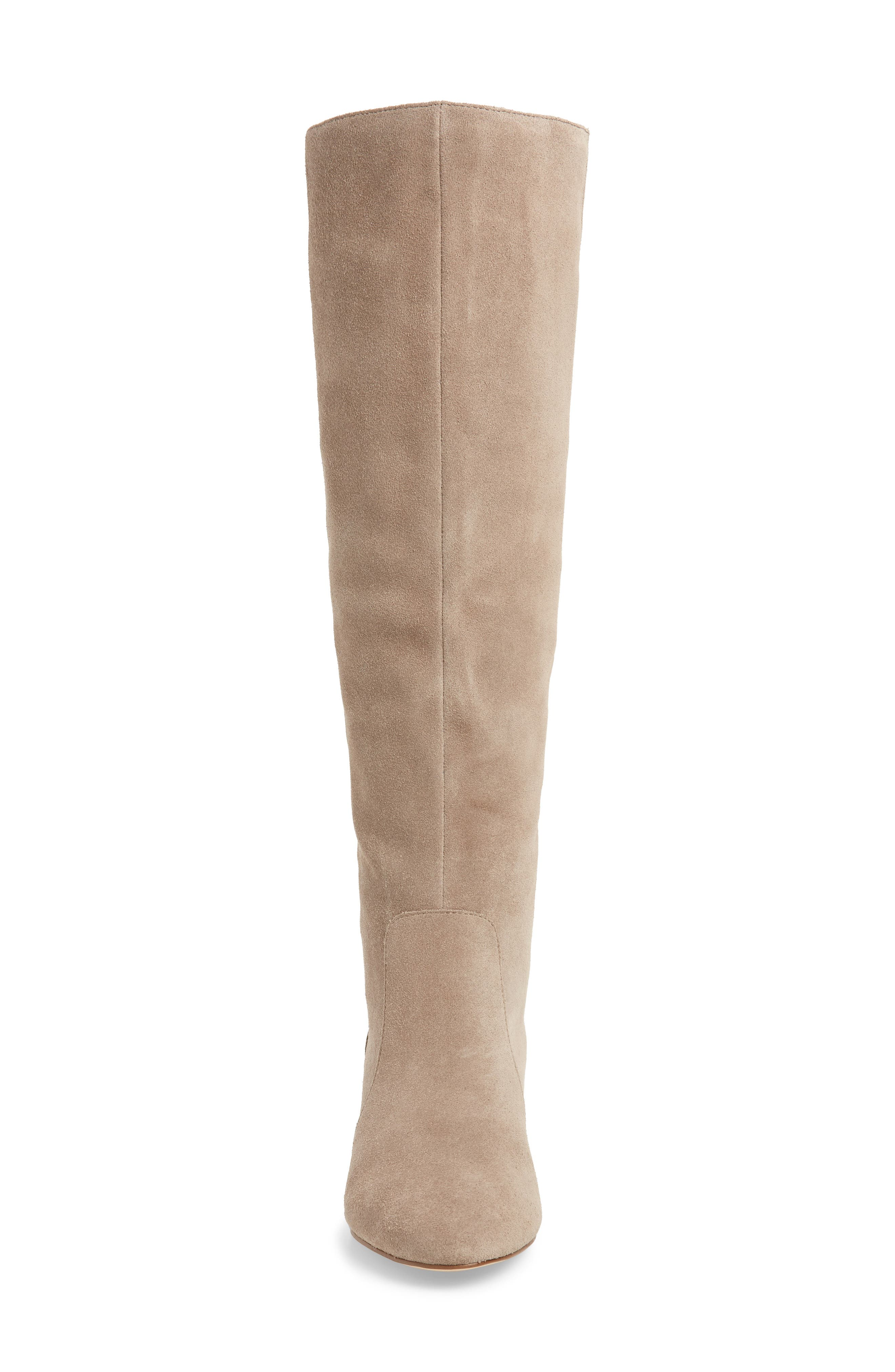 Aileena Over the Knee Boot,                             Alternate thumbnail 4, color,                             263