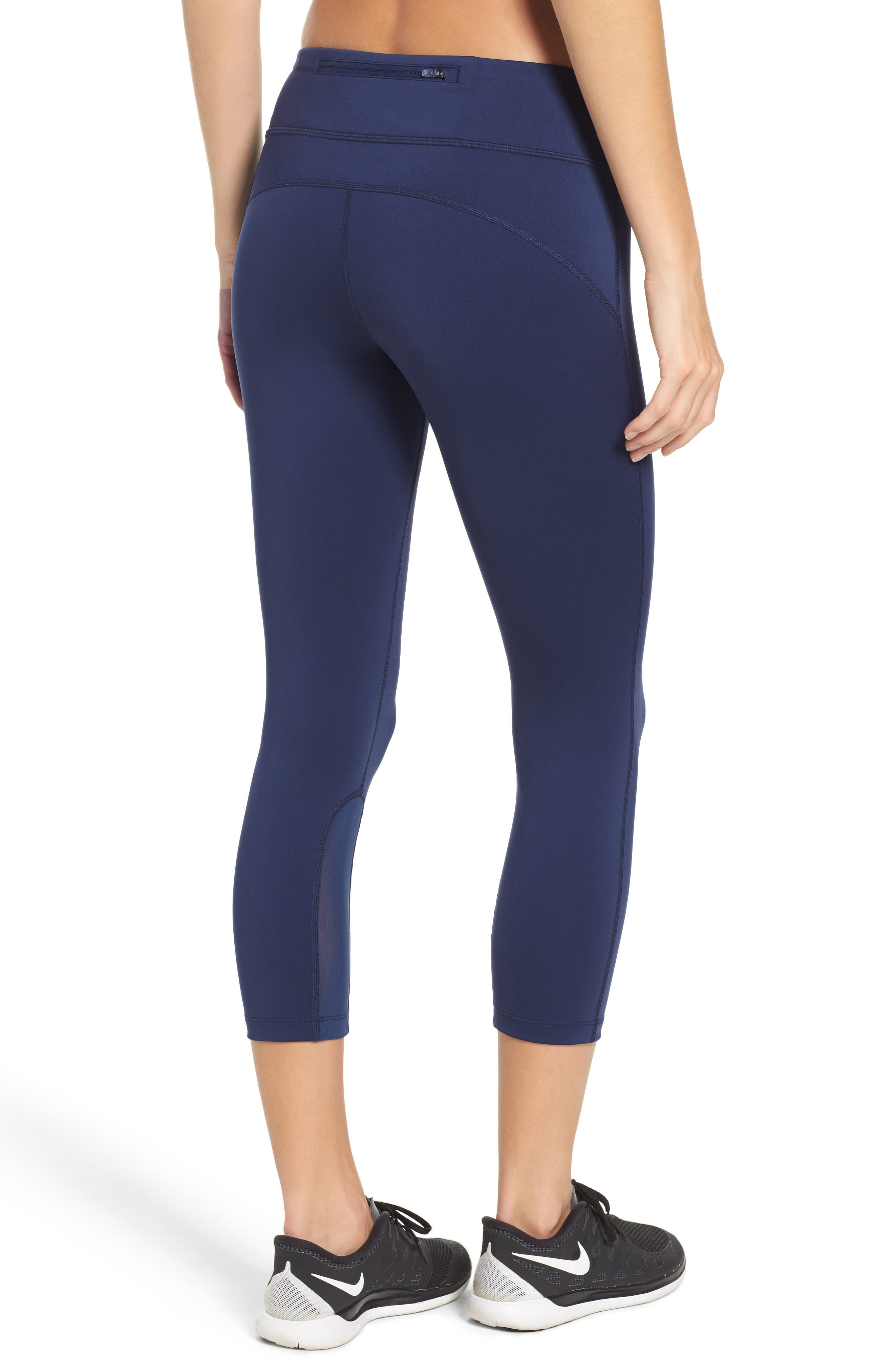 Power Epic Run Crop Tights,                             Alternate thumbnail 11, color,