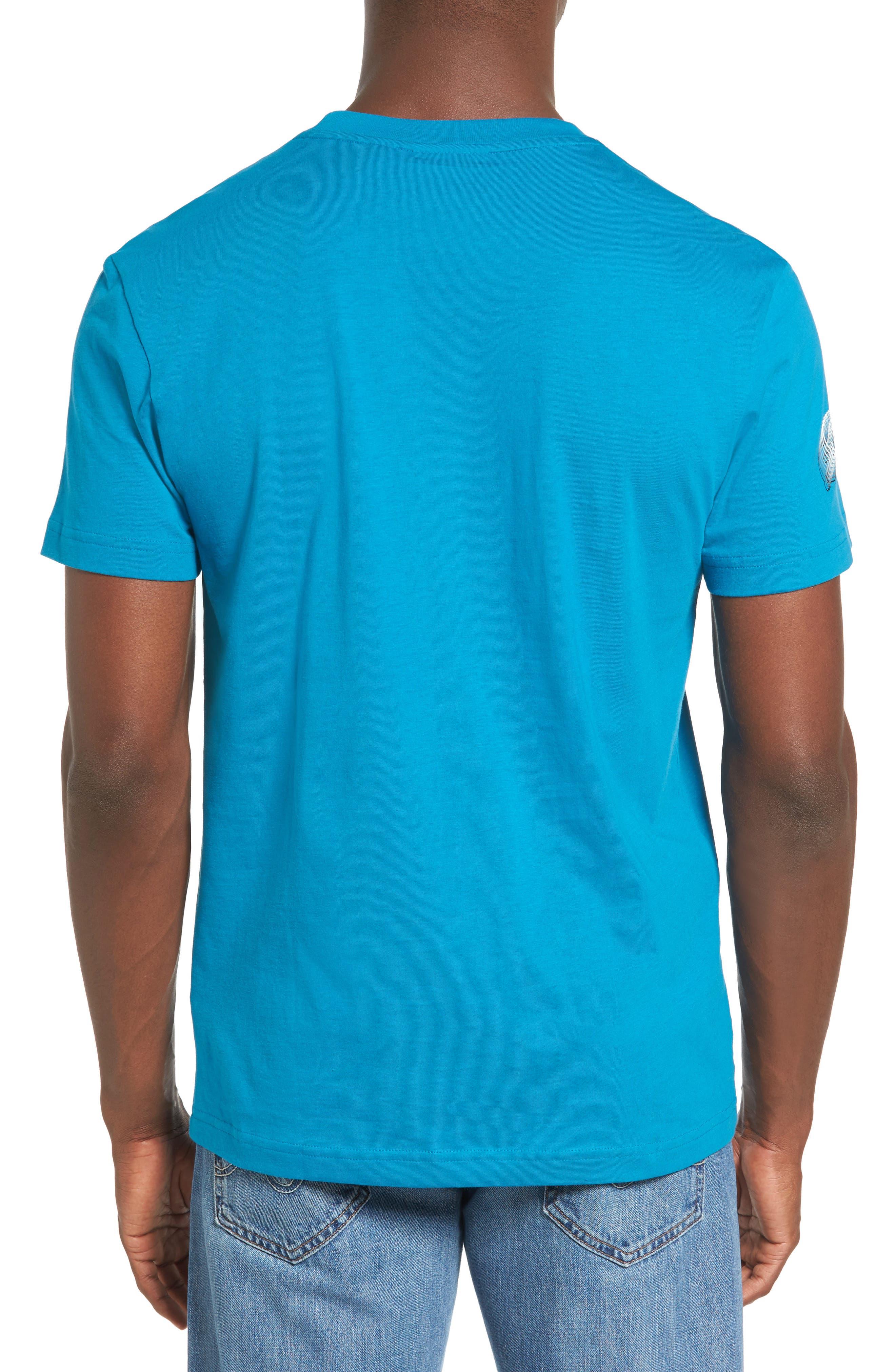 3D Print Logo Graphic T-Shirt,                             Alternate thumbnail 11, color,