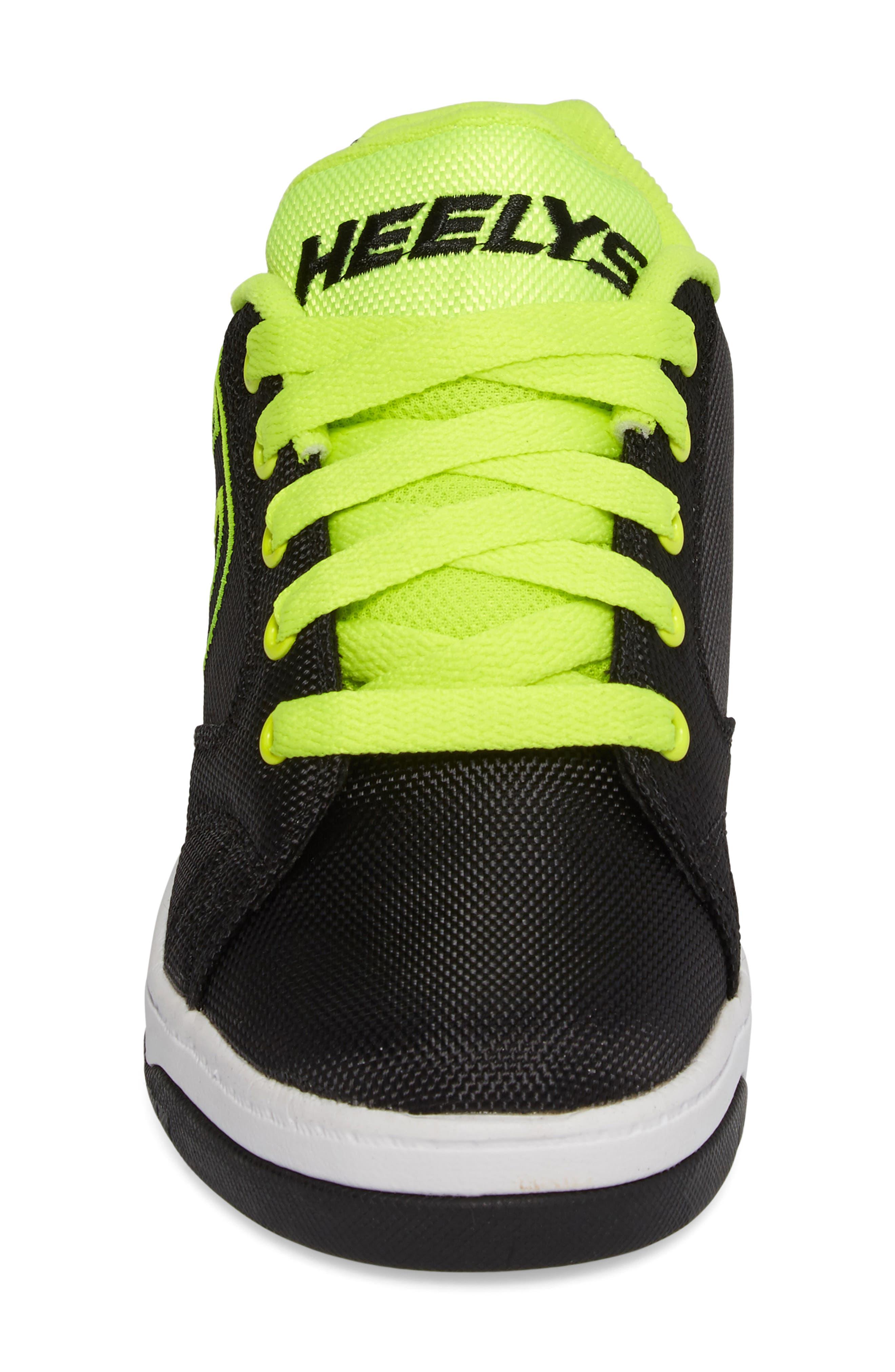 HEELYS,                             'Propel 2.0' Wheeled Sneaker,                             Alternate thumbnail 4, color,                             018