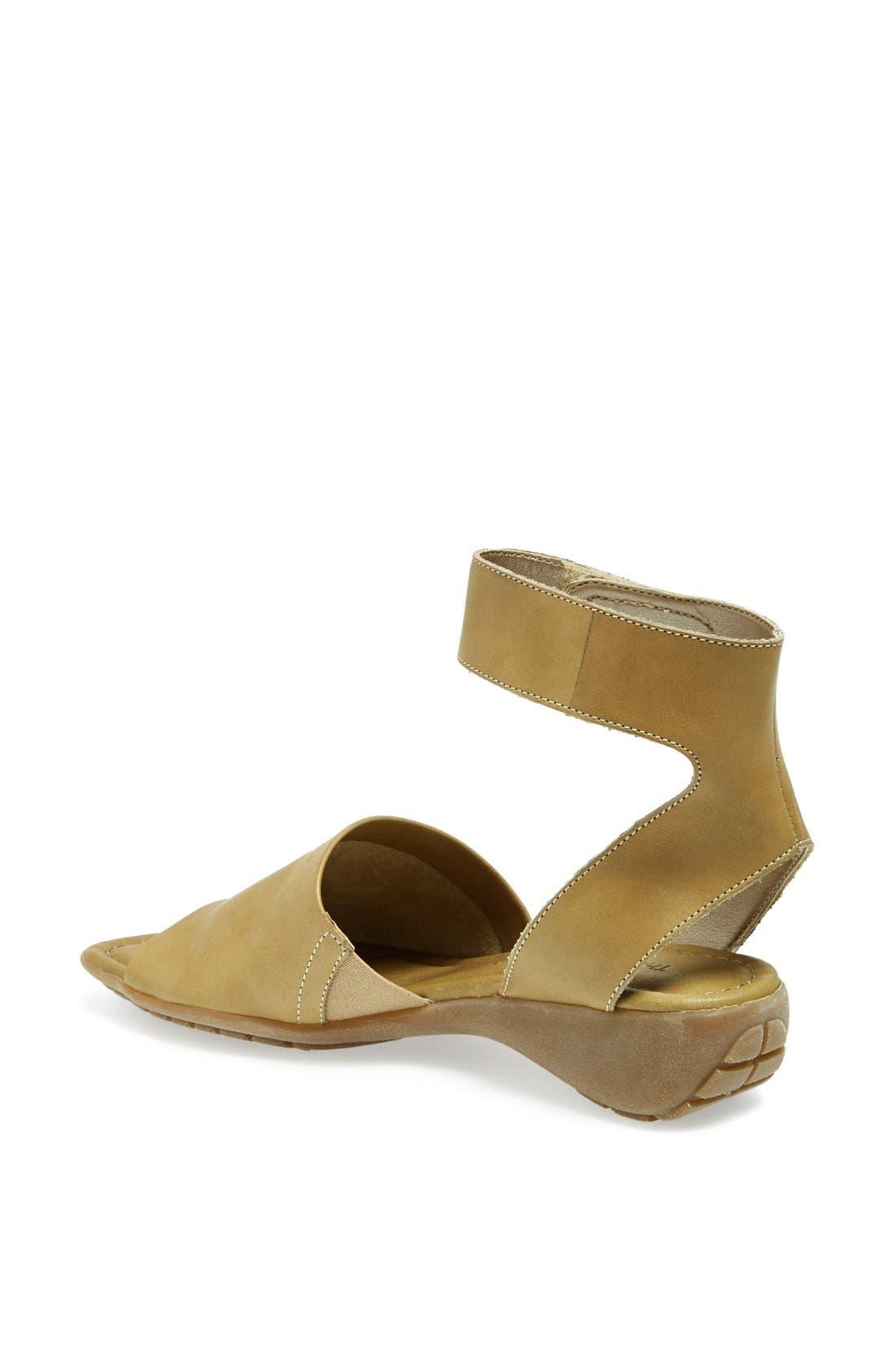 'Beglad' Leather Ankle Strap Sandal,                             Alternate thumbnail 29, color,