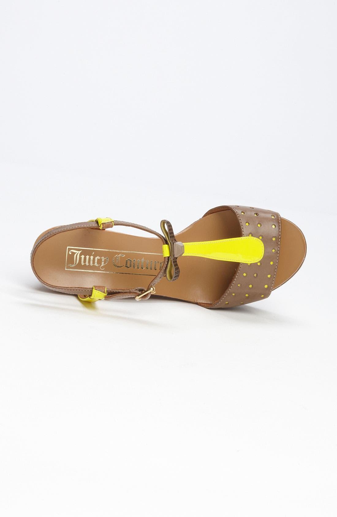 'Kati' Sandal,                             Alternate thumbnail 3, color,                             022