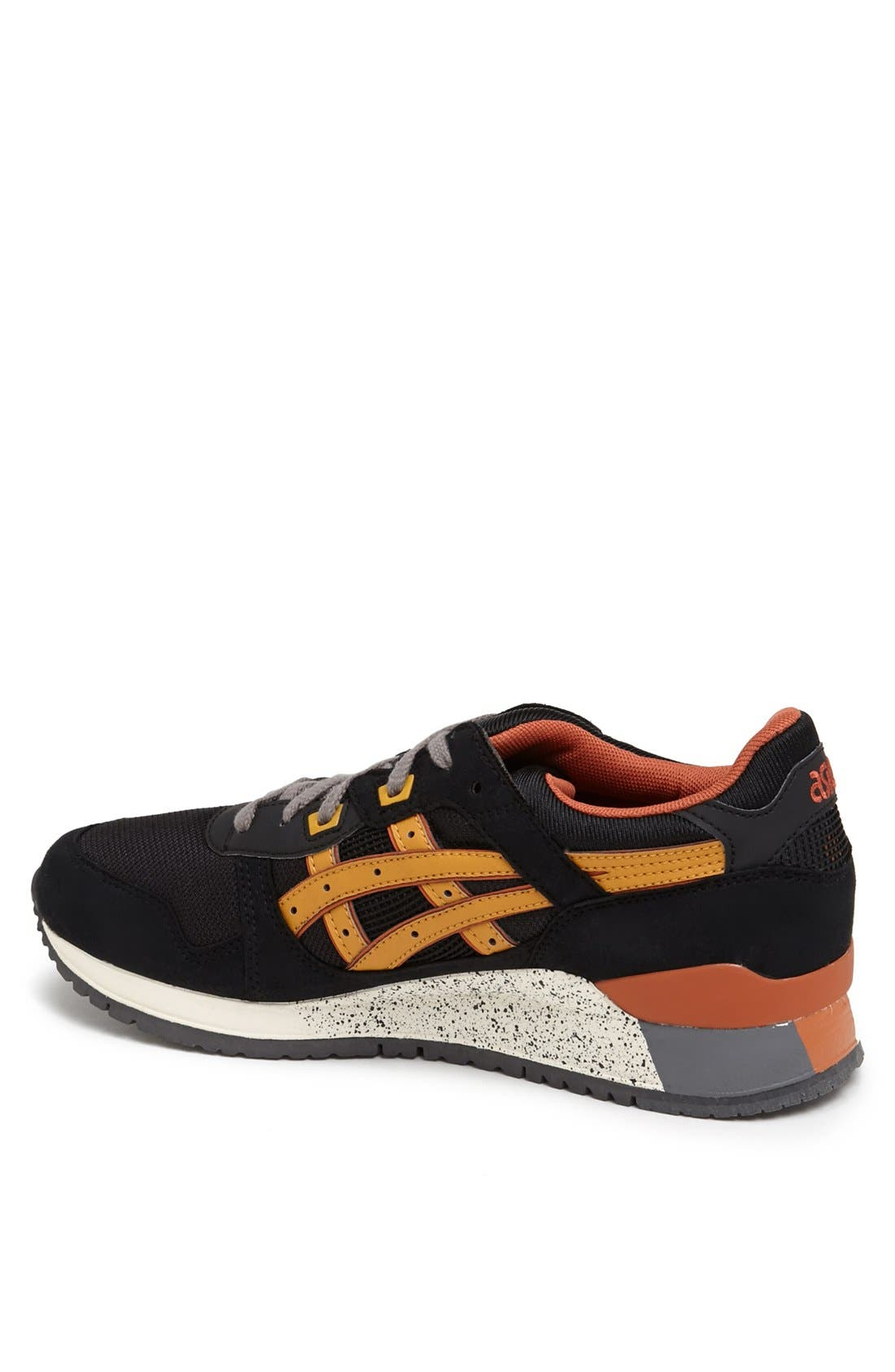 ASICS<SUP>®</SUP>,                             'GEL-Lyte III' Sneaker,                             Alternate thumbnail 3, color,                             002