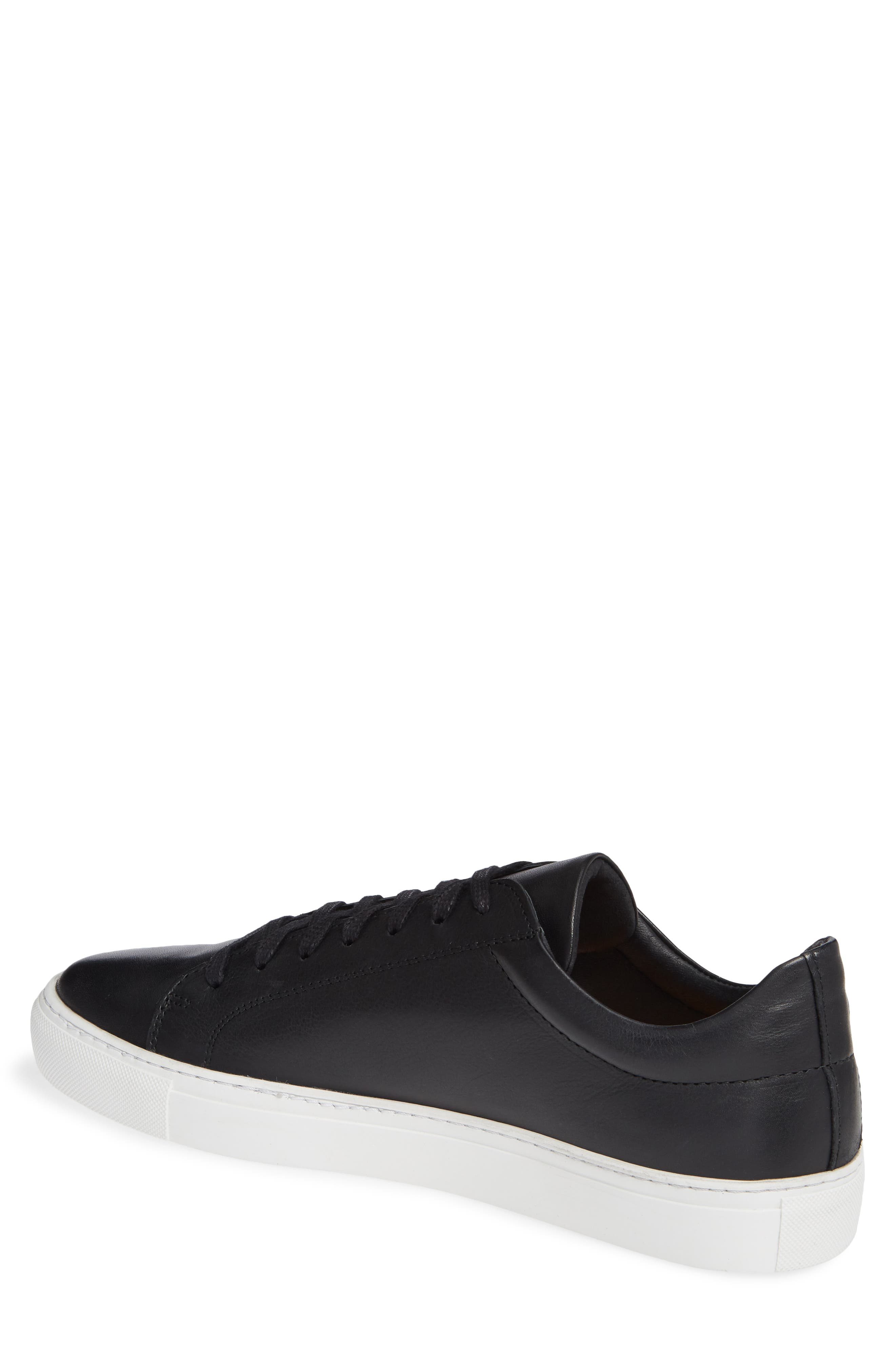 Damian Lace-Up Sneaker,                             Alternate thumbnail 2, color,                             001