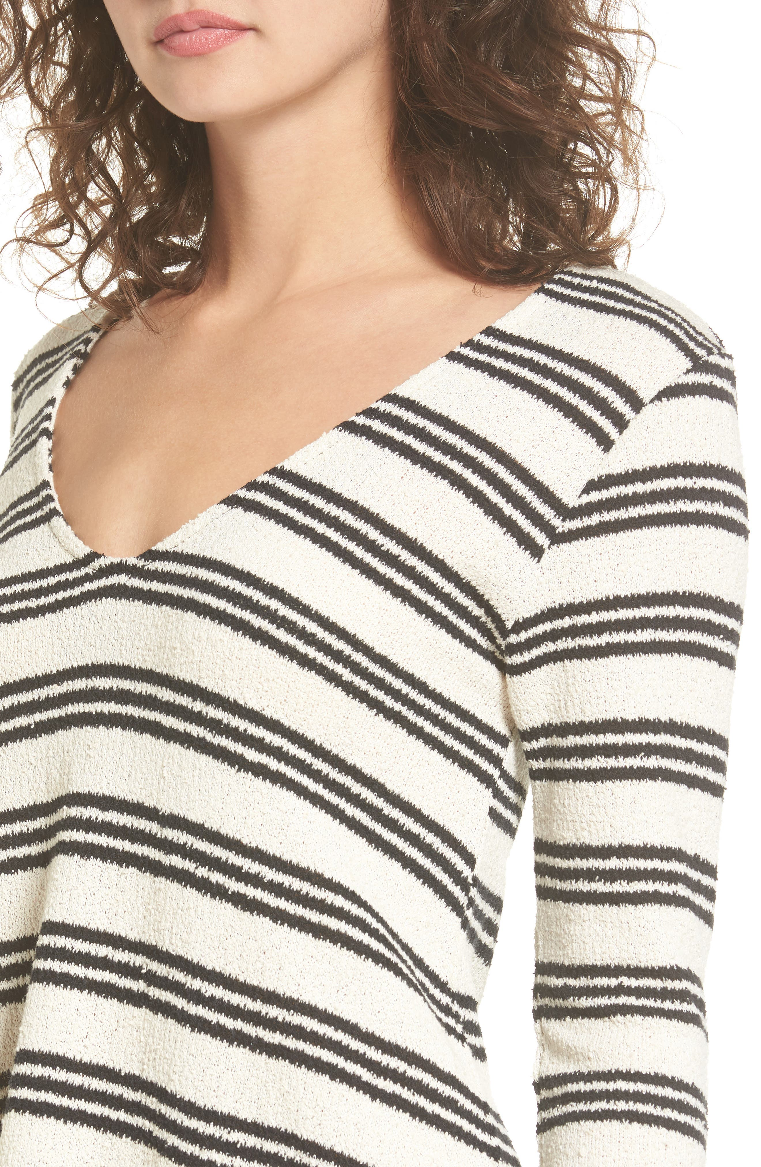 Margo T-Shirt Dress,                             Alternate thumbnail 4, color,