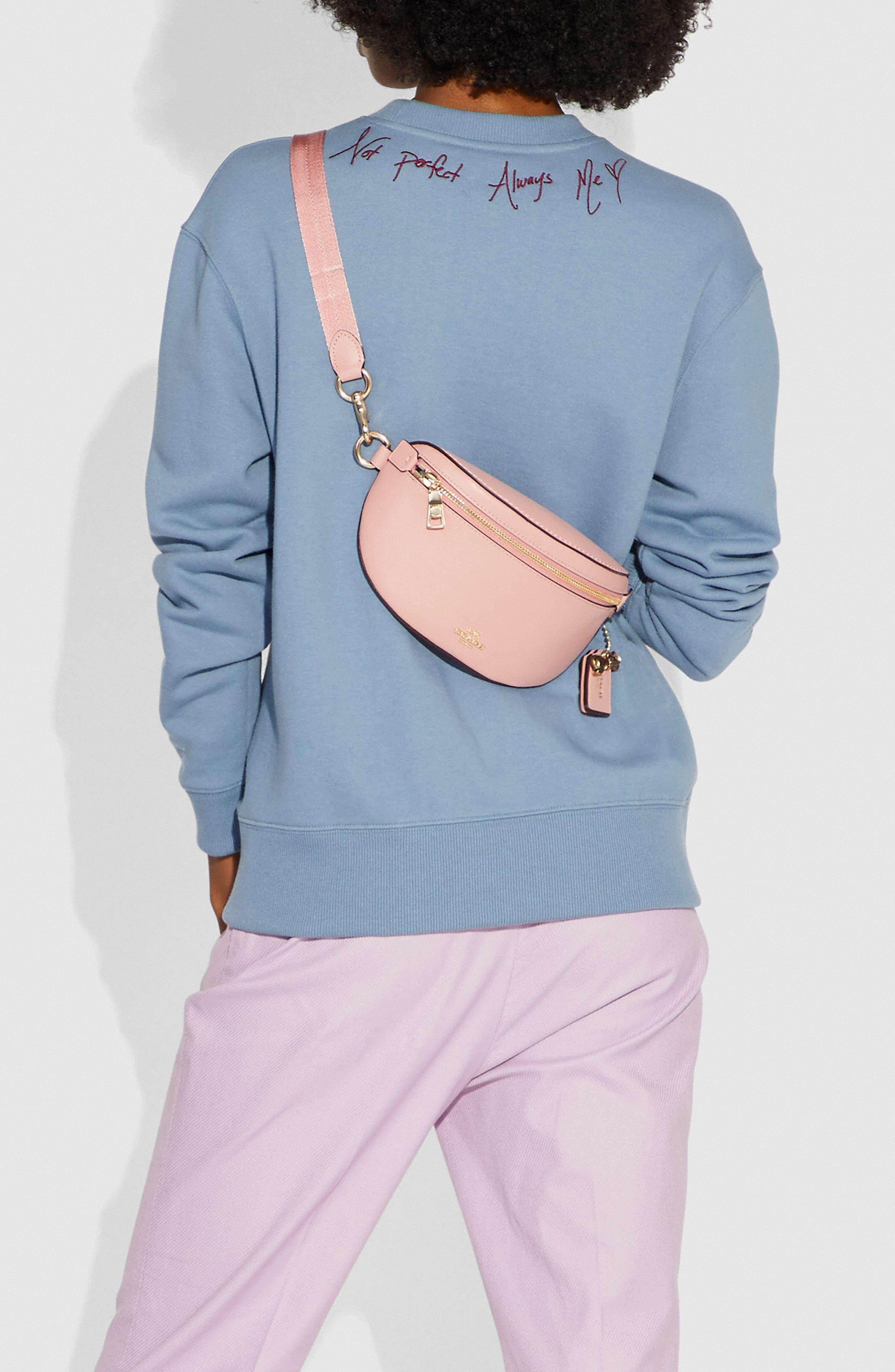 Selena Belt Bag,                             Alternate thumbnail 4, color,                             650