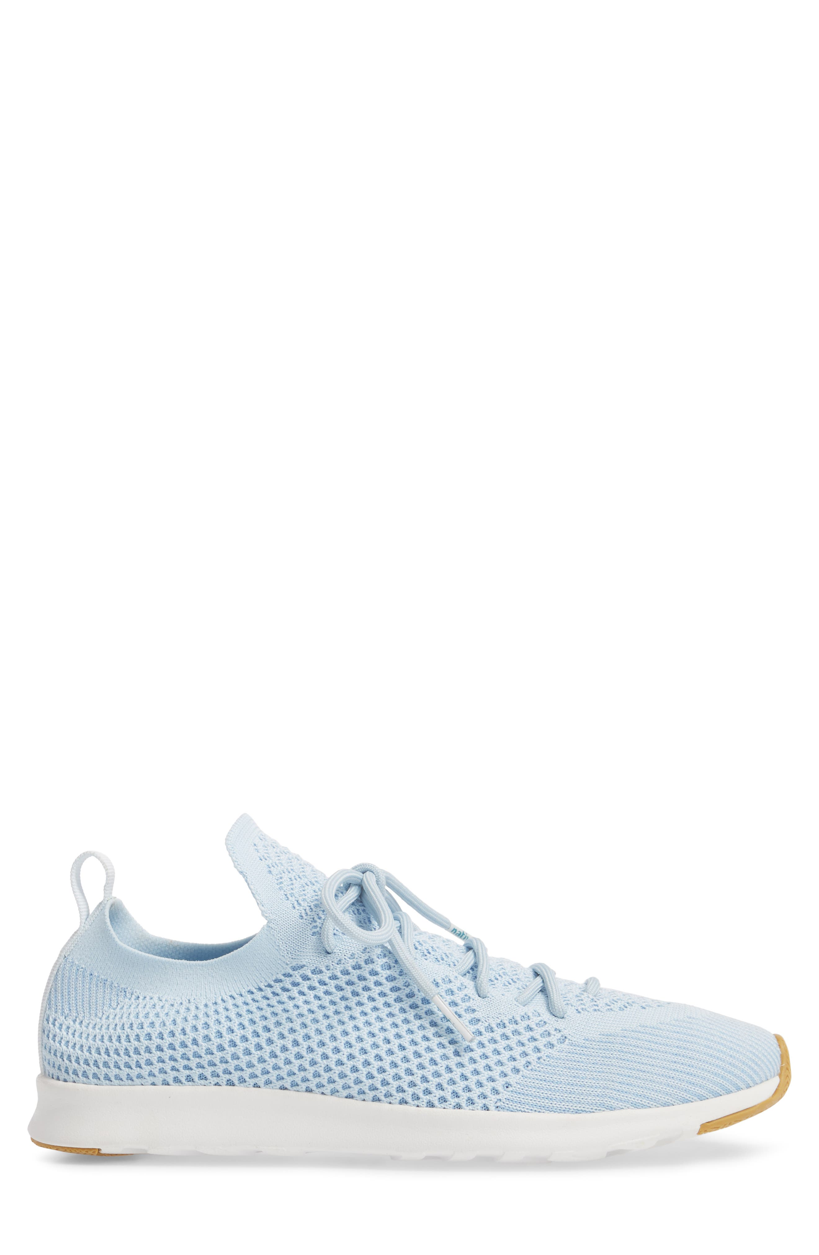 AP Mercury Liteknit<sup>™</sup> Sneaker,                             Alternate thumbnail 3, color,                             AIR BLUE/ SHELL WHITE