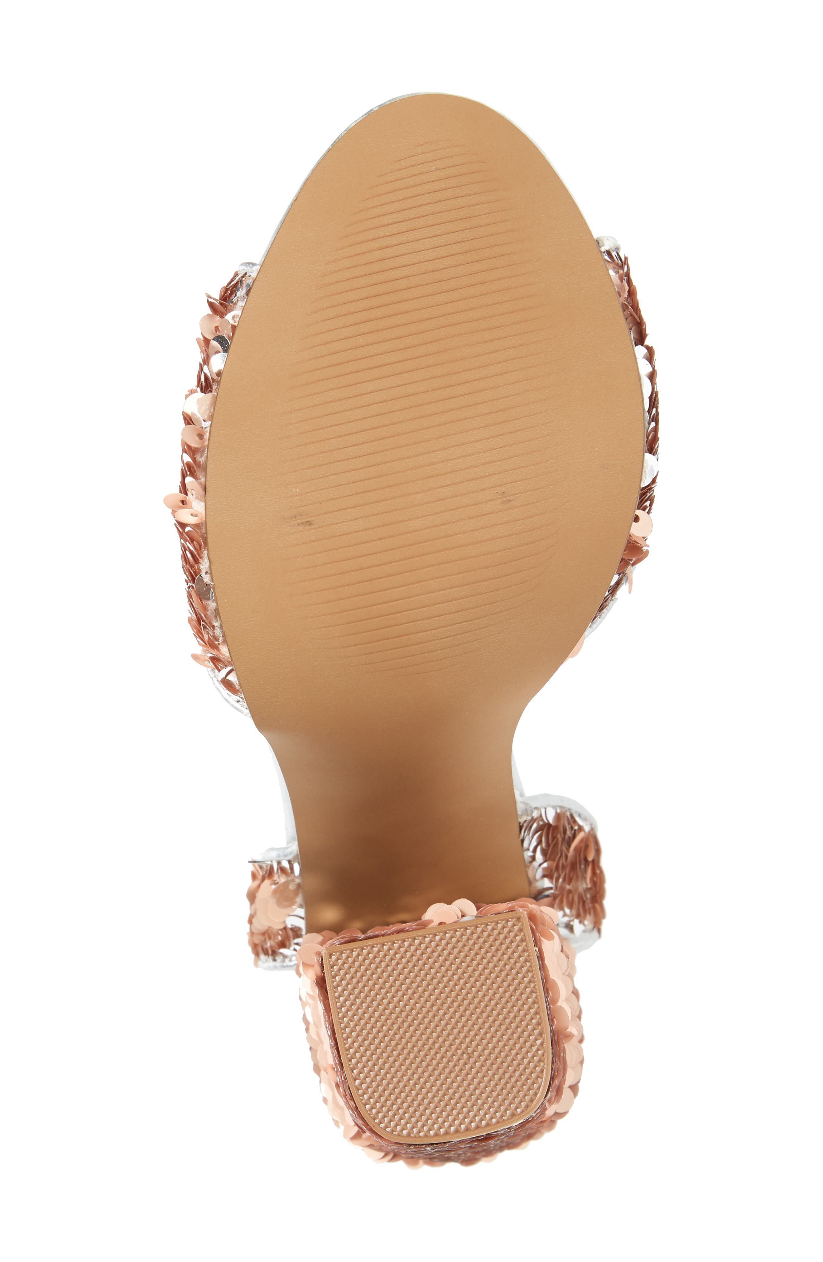 Ritzy Flip Sequin Sandal,                             Alternate thumbnail 6, color,                             040