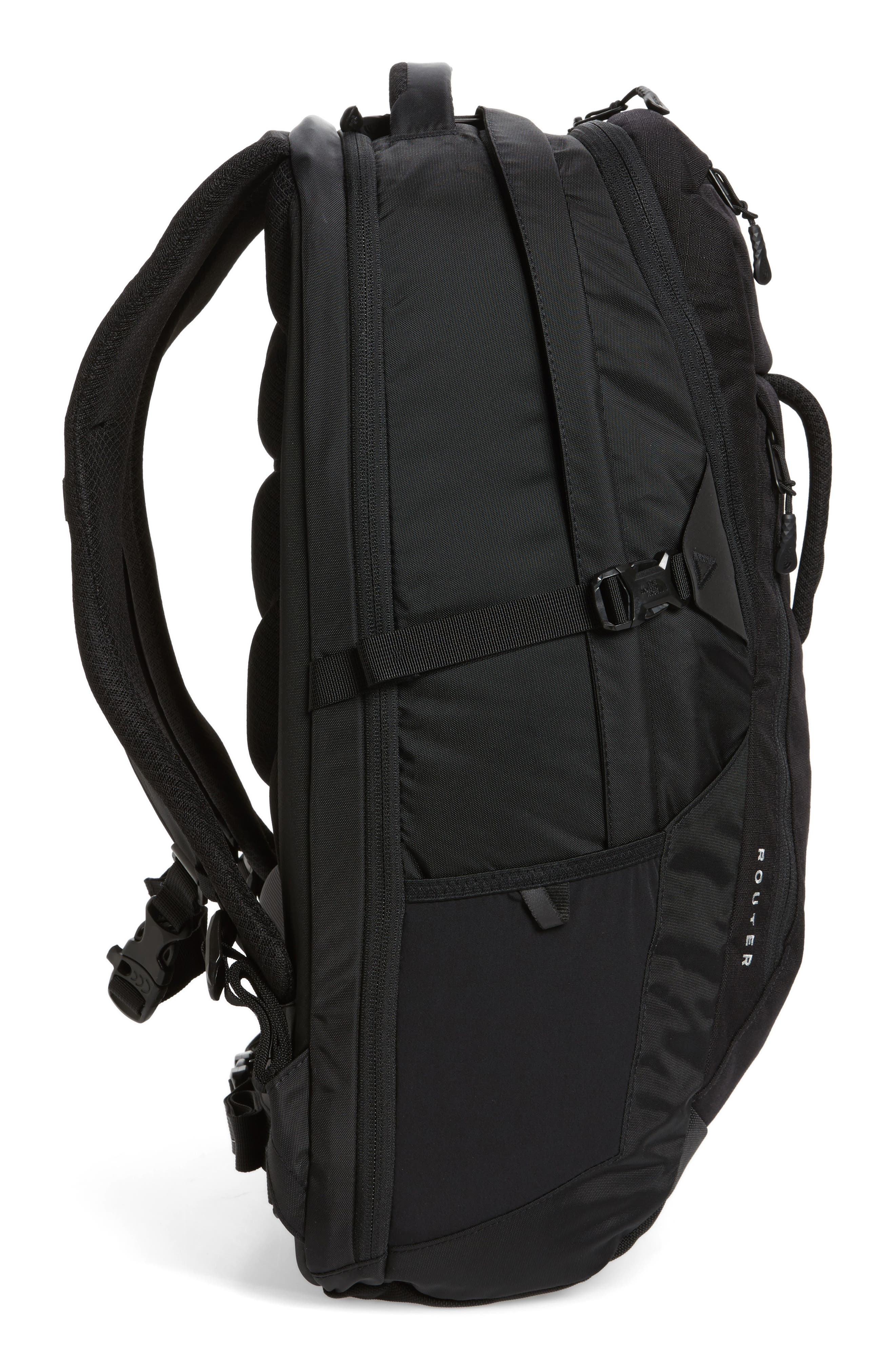 Router Backpack,                             Alternate thumbnail 5, color,                             001