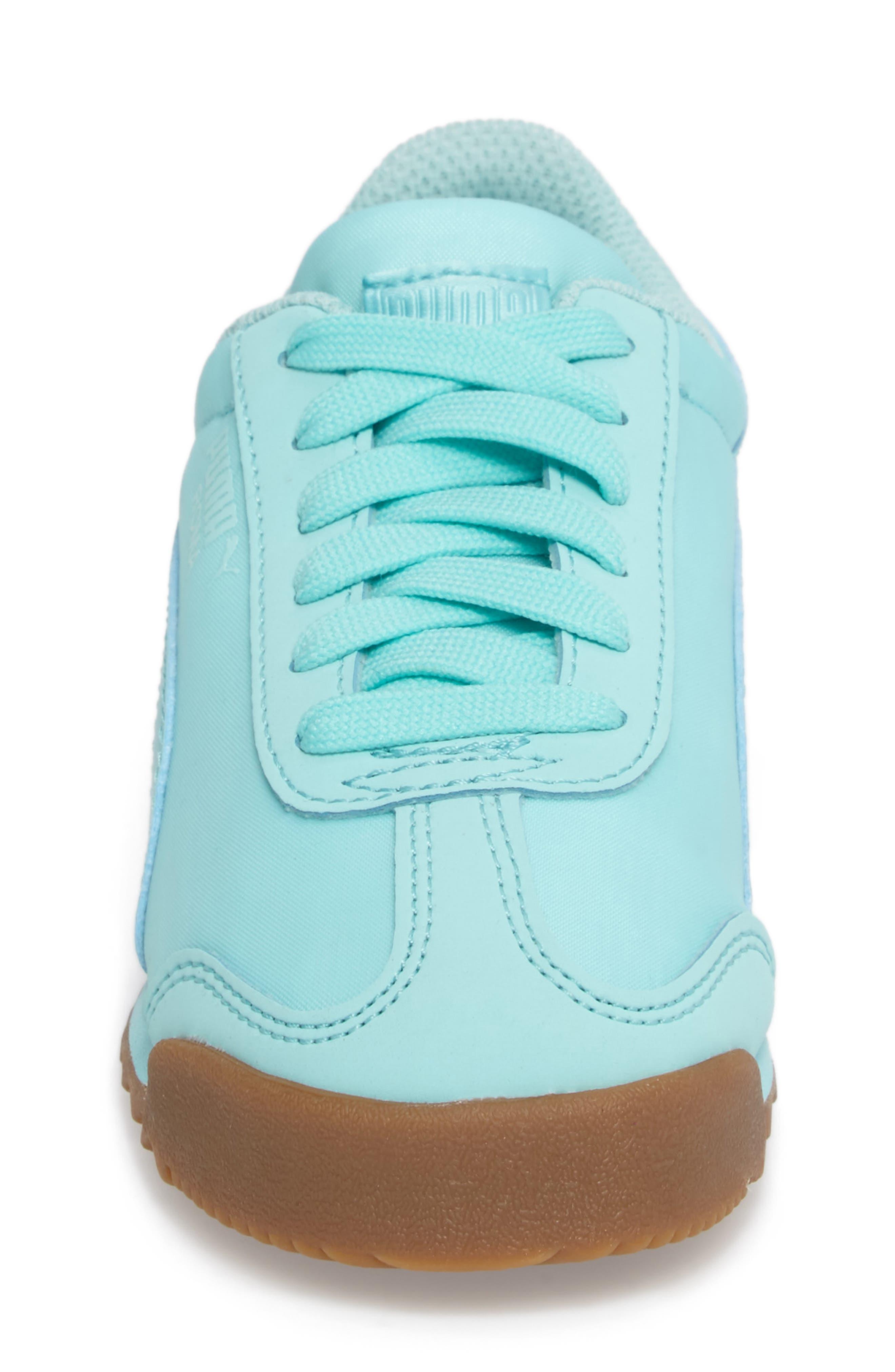 Roma Basic Summer Sneaker,                             Alternate thumbnail 4, color,                             400